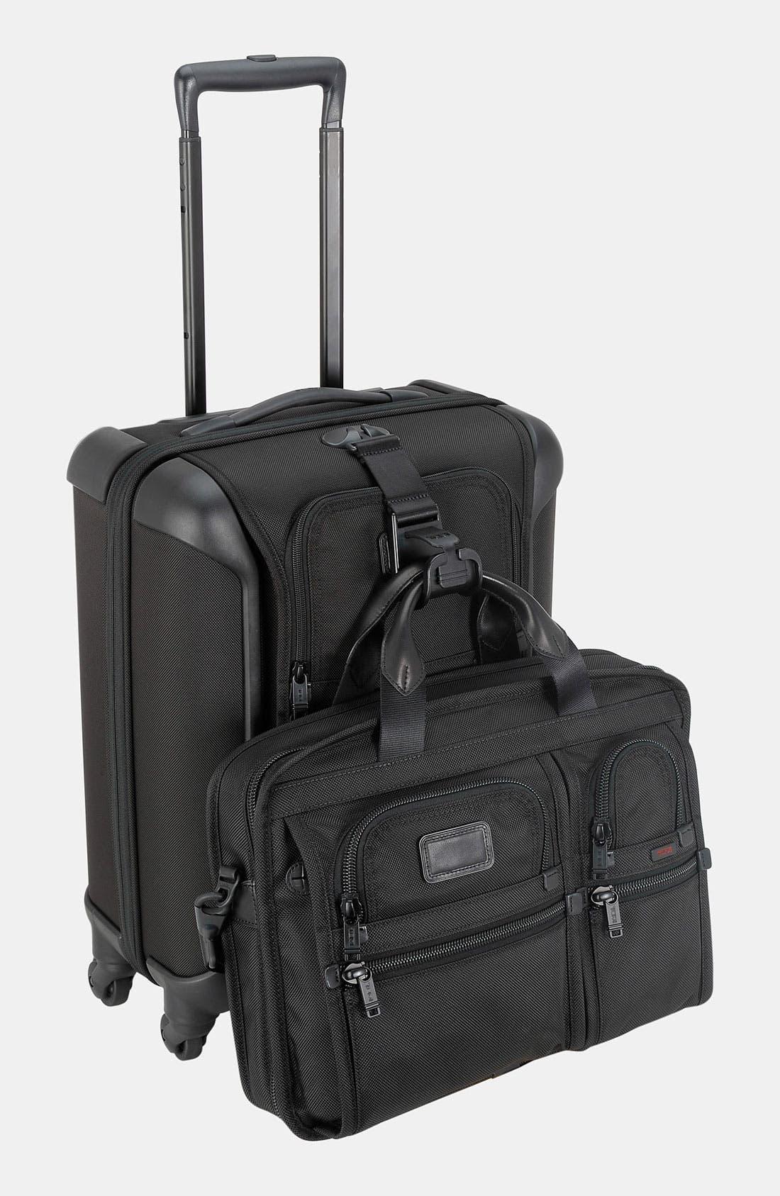 Alternate Image 3  - Tumi 'Alpha' Continental Carry-On