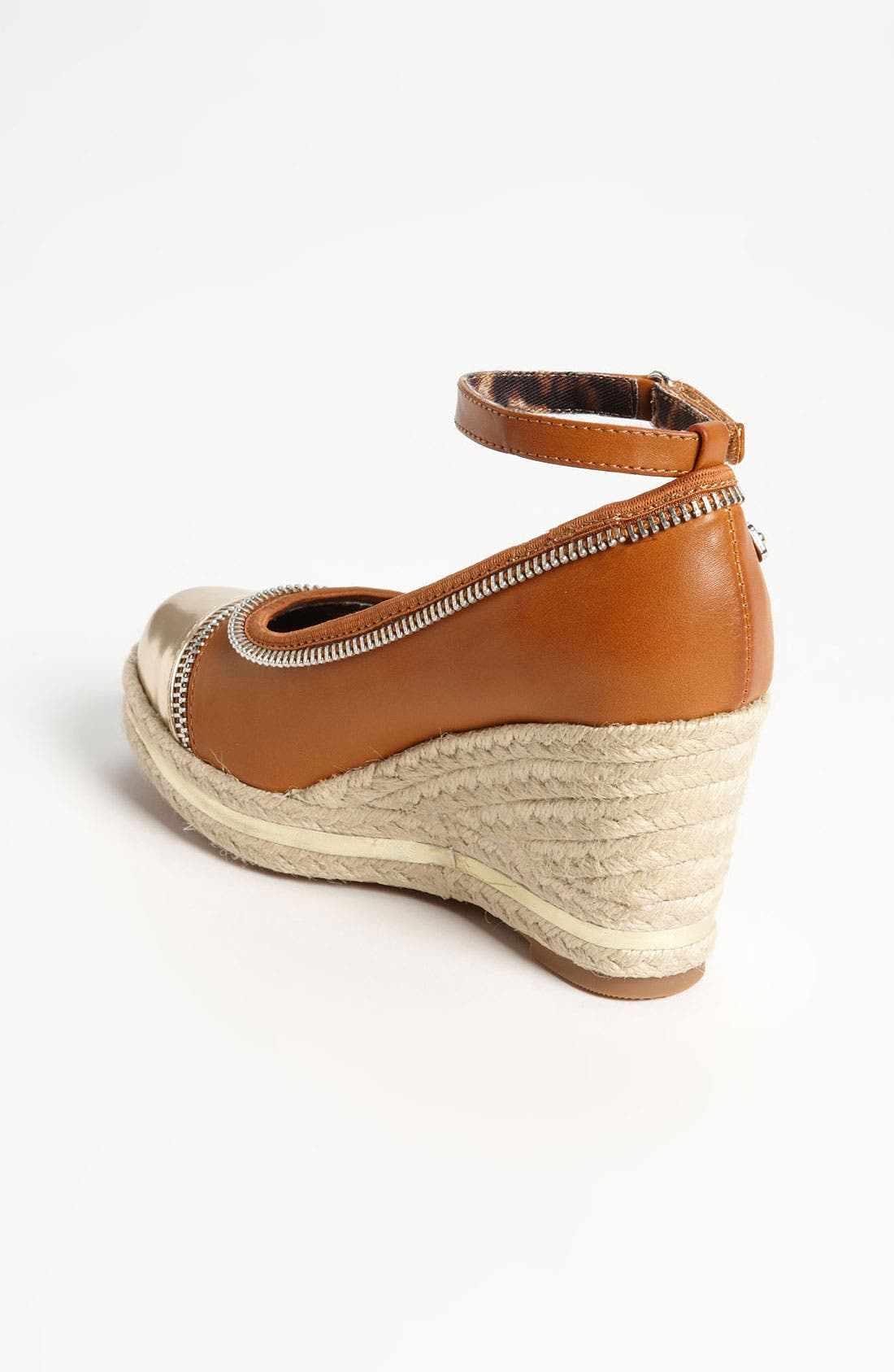 Alternate Image 2  - KORS Michael Kors 'Aster' Espadrille Wedge (Little Kid & Big Kid)