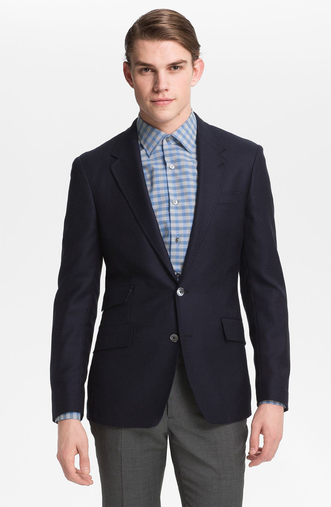 Alternate Image 1 Selected - Paul Smith London Trim Fit Sportcoat
