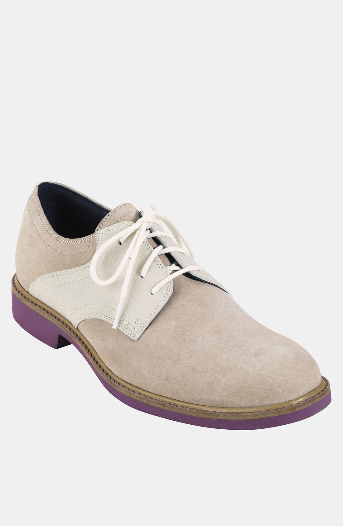 Main Image - Cole Haan 'Great Jones' Saddle Shoe