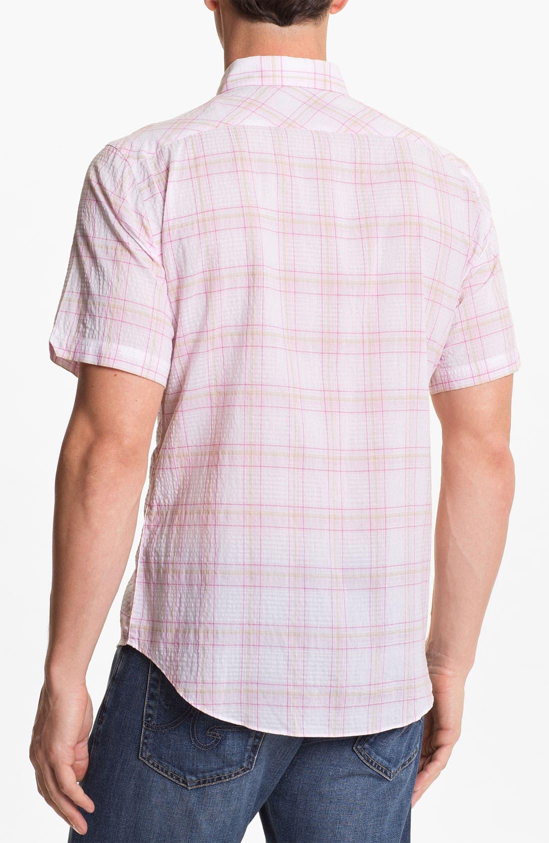 Alternate Image 2  - Zachary Prell 'Reekie' Sport Shirt