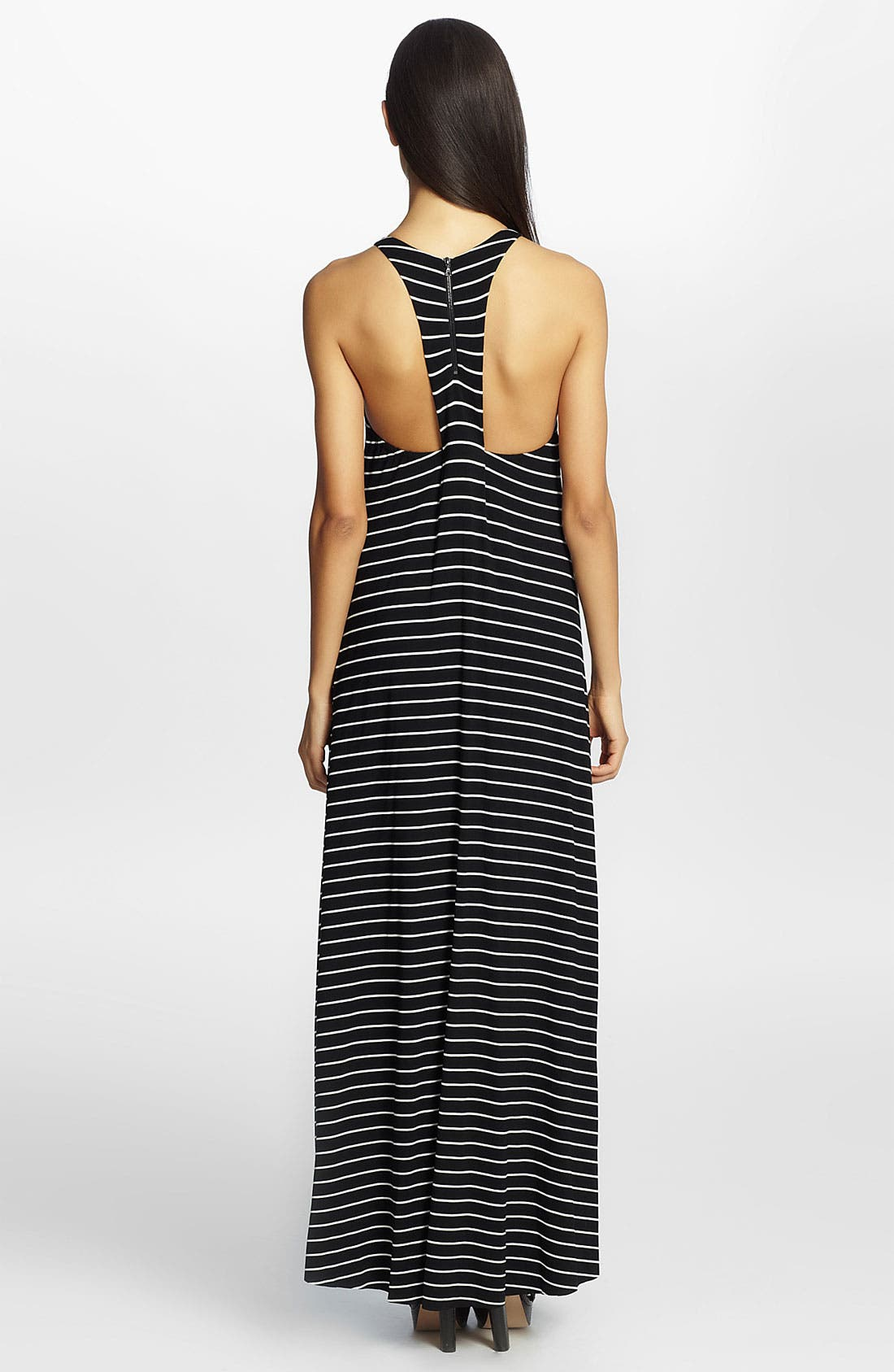 Alternate Image 2  - Cynthia Steffe 'Maya' Stripe Maxi Dress