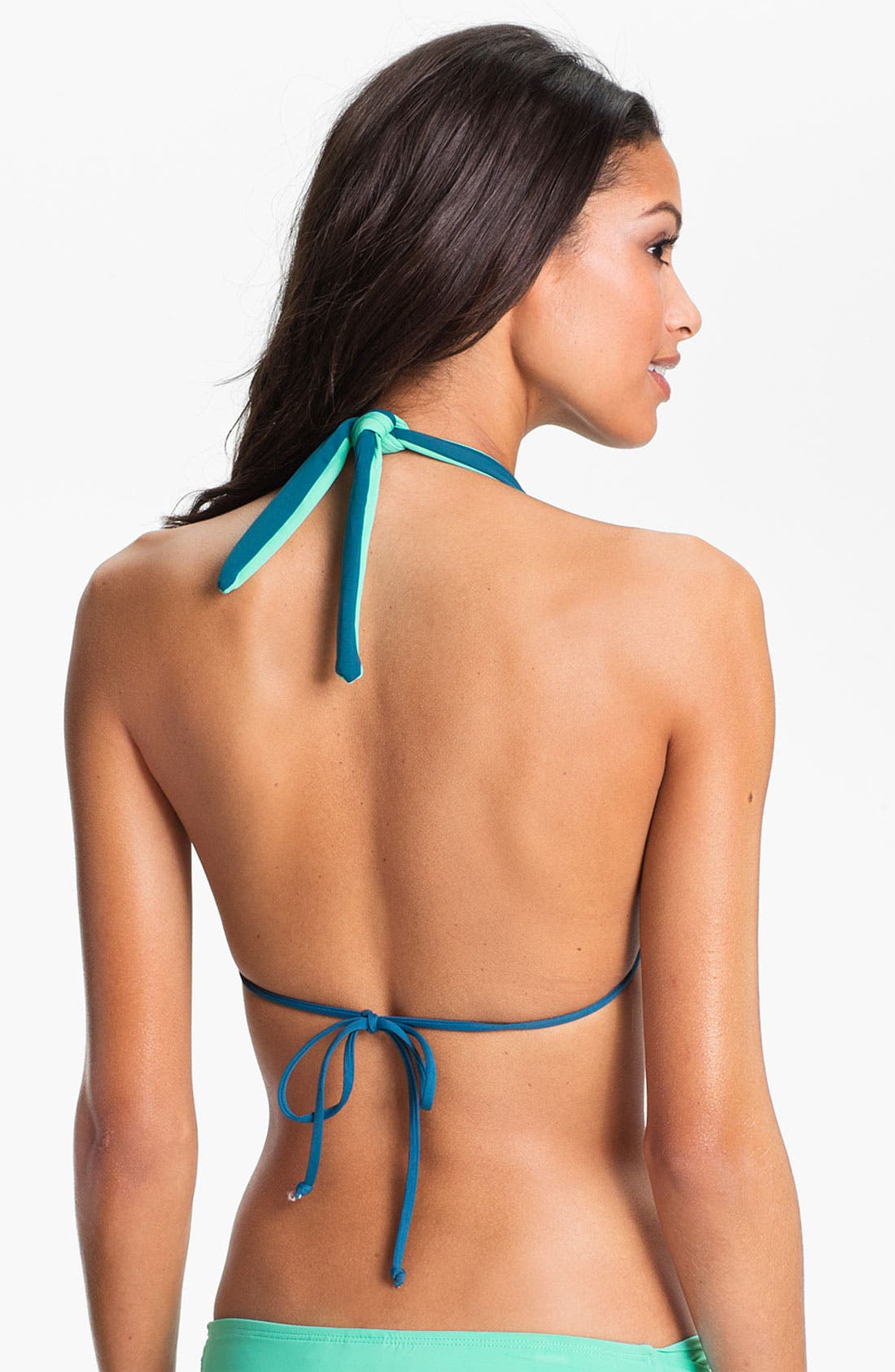 Alternate Image 2  - L Space 'Mystique' Reversible Bikini Top
