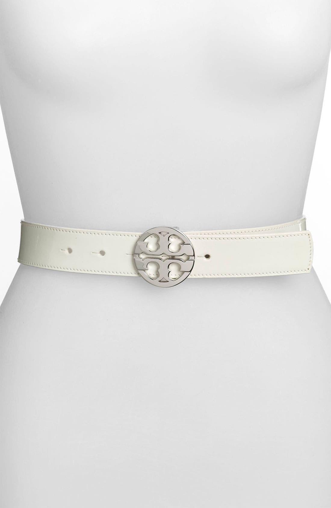 Main Image - Tory Burch Leather Belt