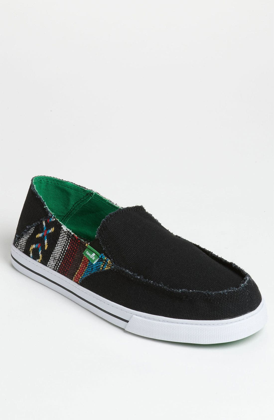 Alternate Image 1 Selected - Sanuk 'Baseline Raw' Slip-On