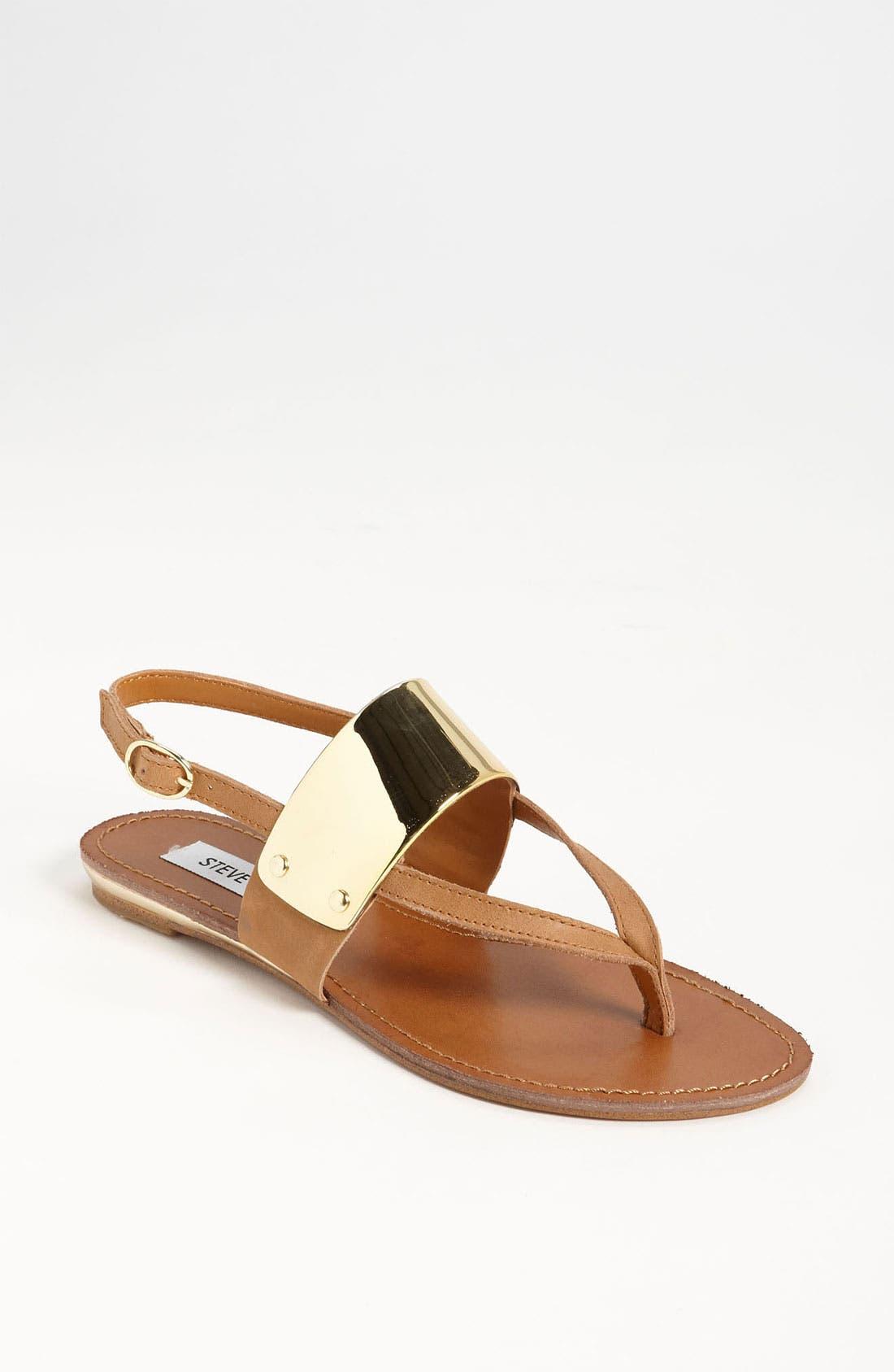Alternate Image 1 Selected - Steve Madden 'Cufff' Sandal