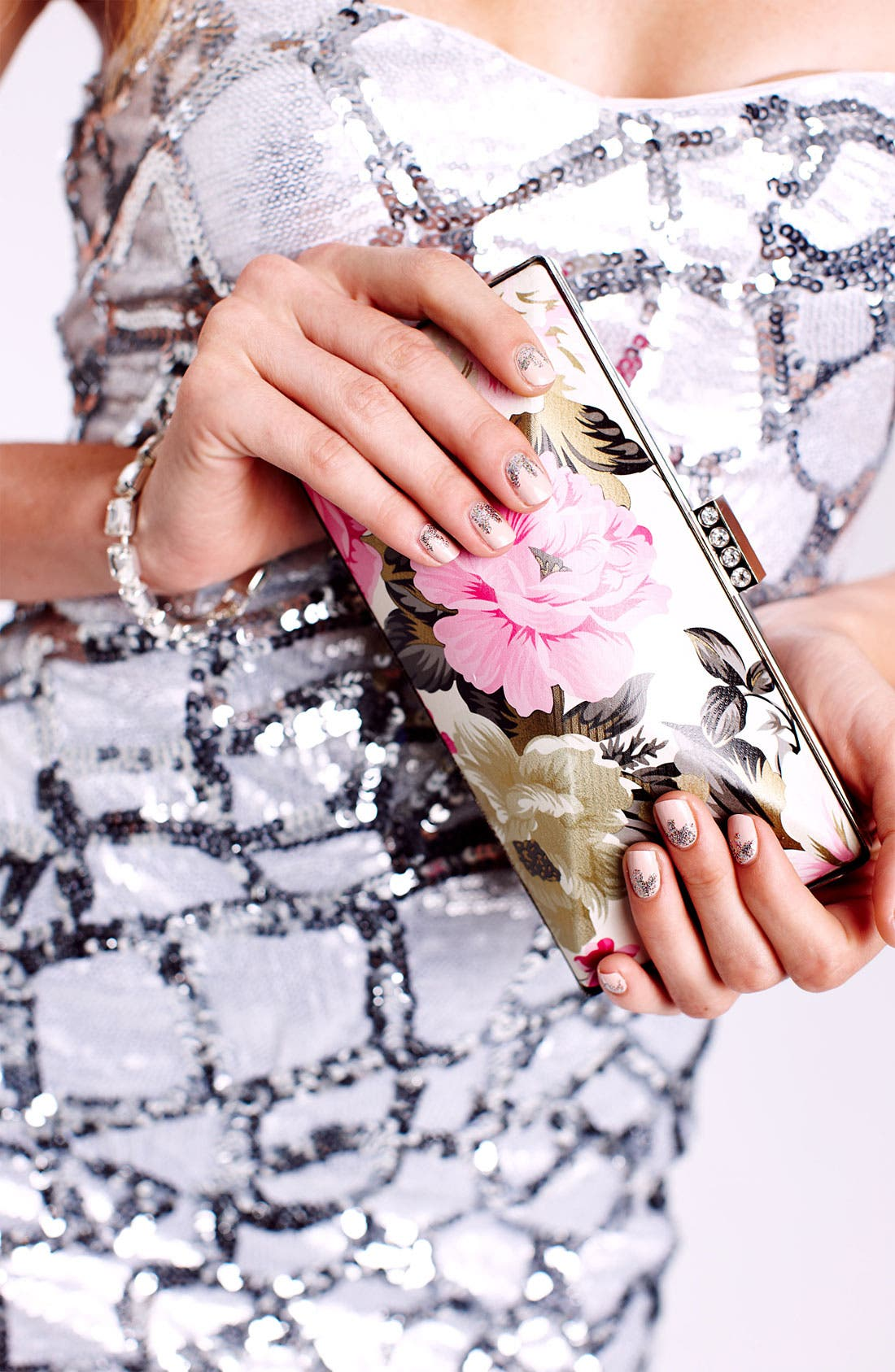 Alternate Image 5  - Tasha Flower Box Clutch
