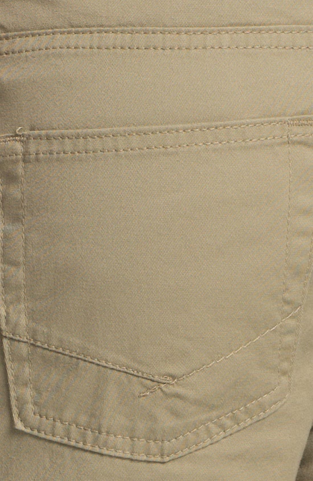 Alternate Image 3  - Vans 'Covina' Slim Straight Leg Twill Pants