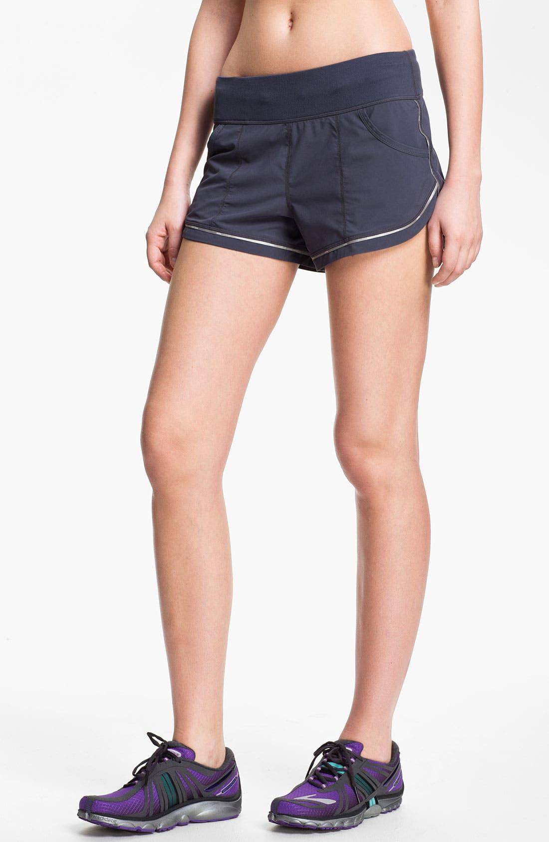 Alternate Image 1 Selected - Zella 'Go' Shorts