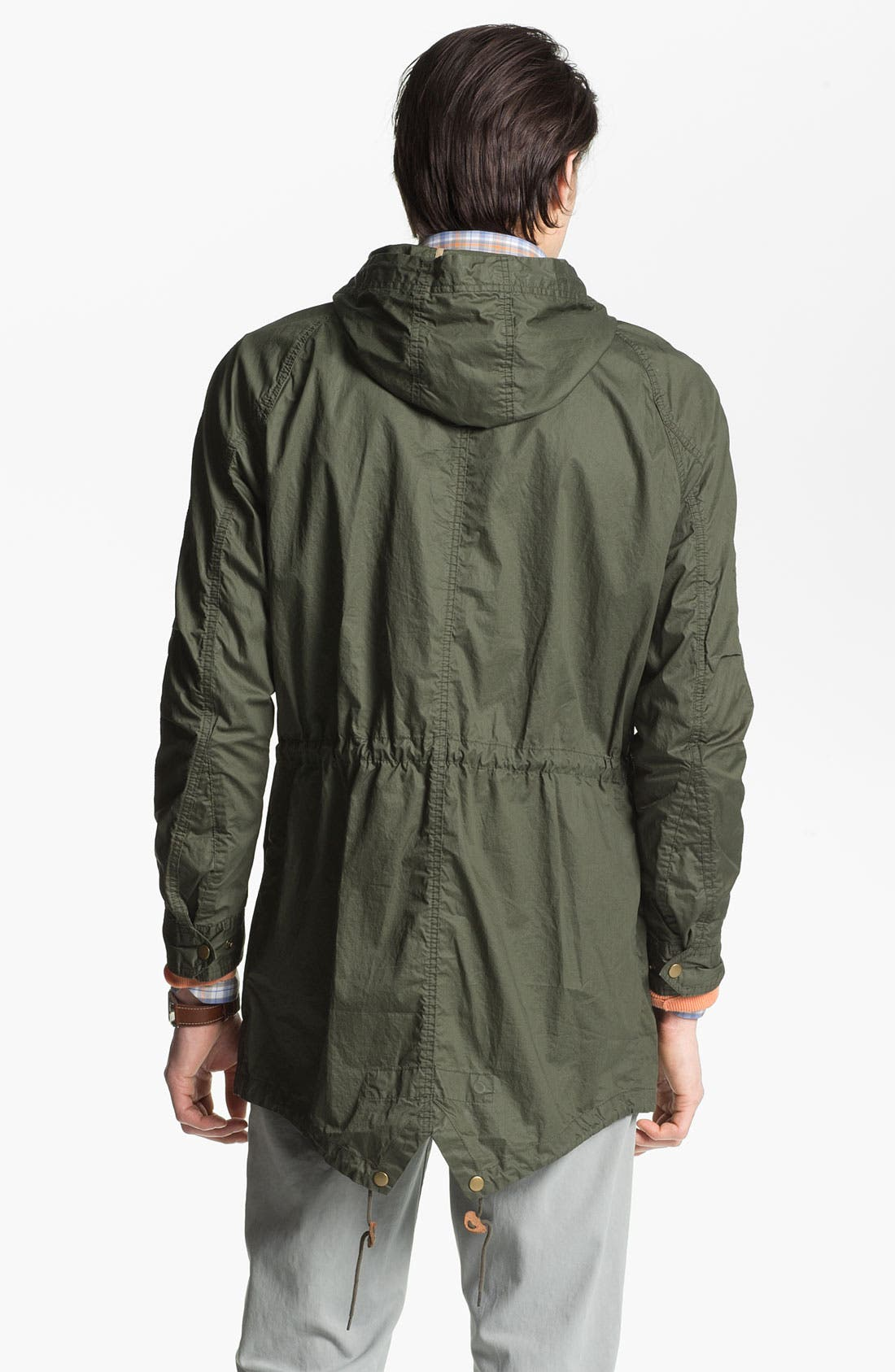 Alternate Image 2  - Fred Perry Fishtail Parka