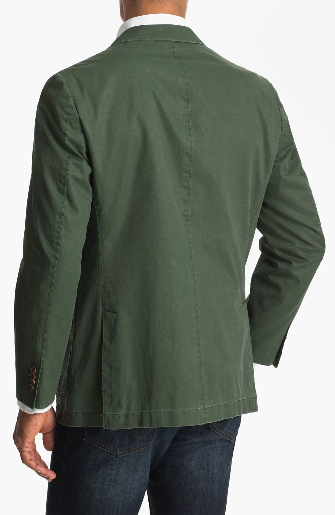 Alternate Image 2  - Kroon Cotton Sportcoat
