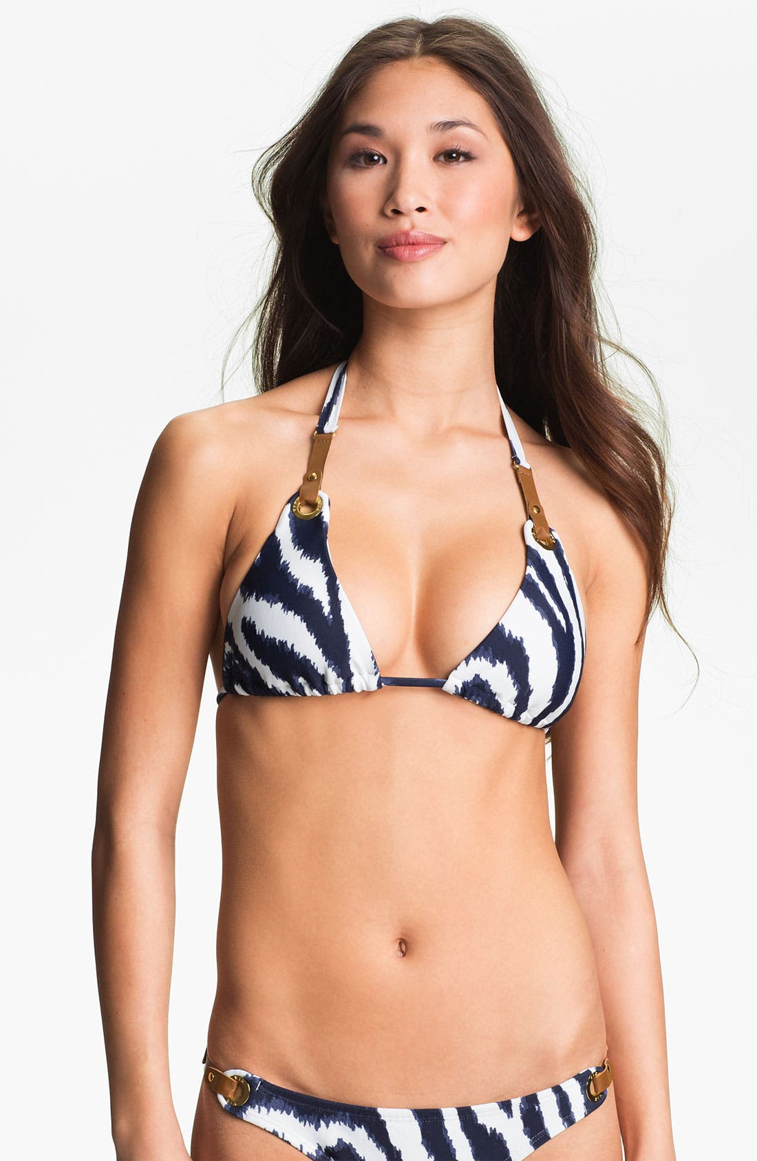 Alternate Image 1 Selected - ViX Swimwear 'Cape Navy' Bikini Top