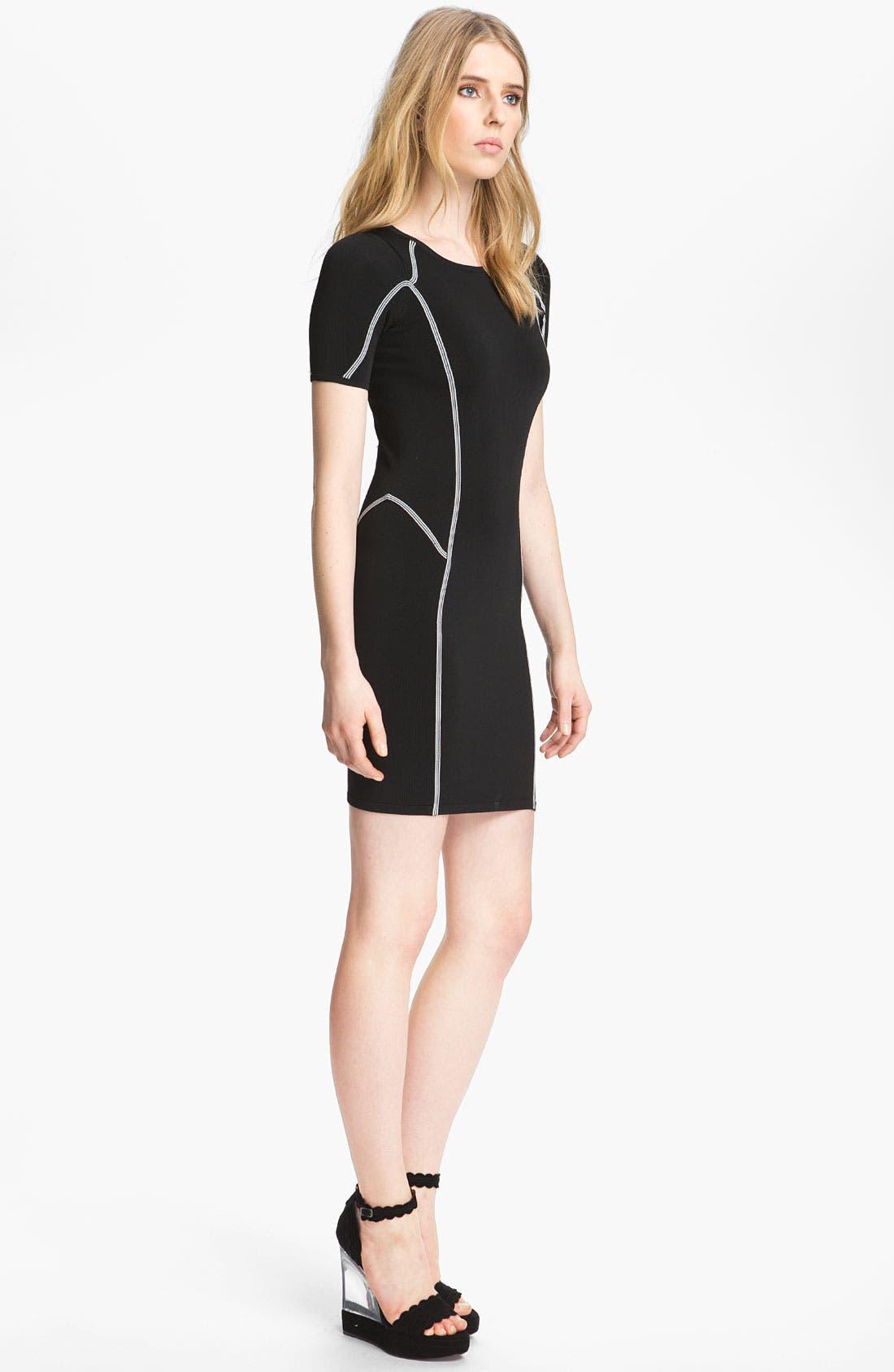 Alternate Image 2  - A.L.C. 'Evans' Dress