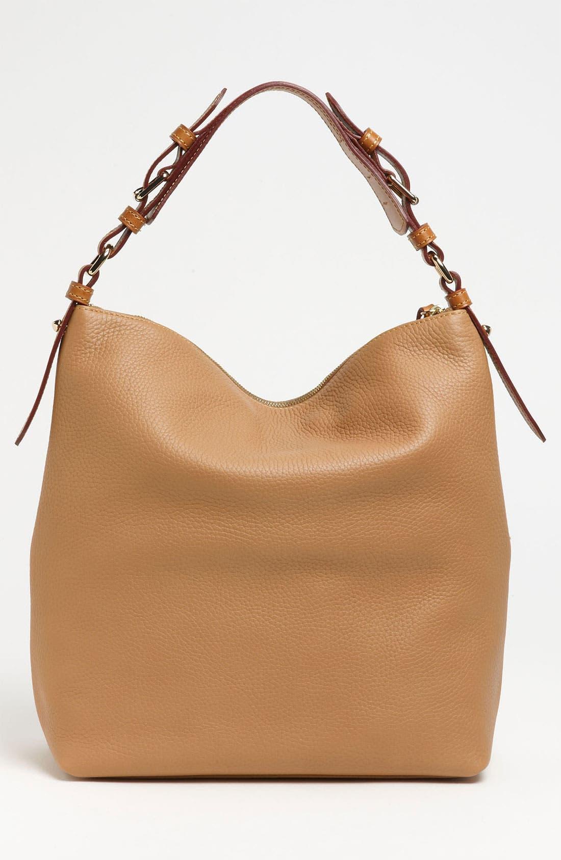 Alternate Image 4  - Dooney & Bourke 'Dillen - Medium' Zip Pocket Leather Hobo
