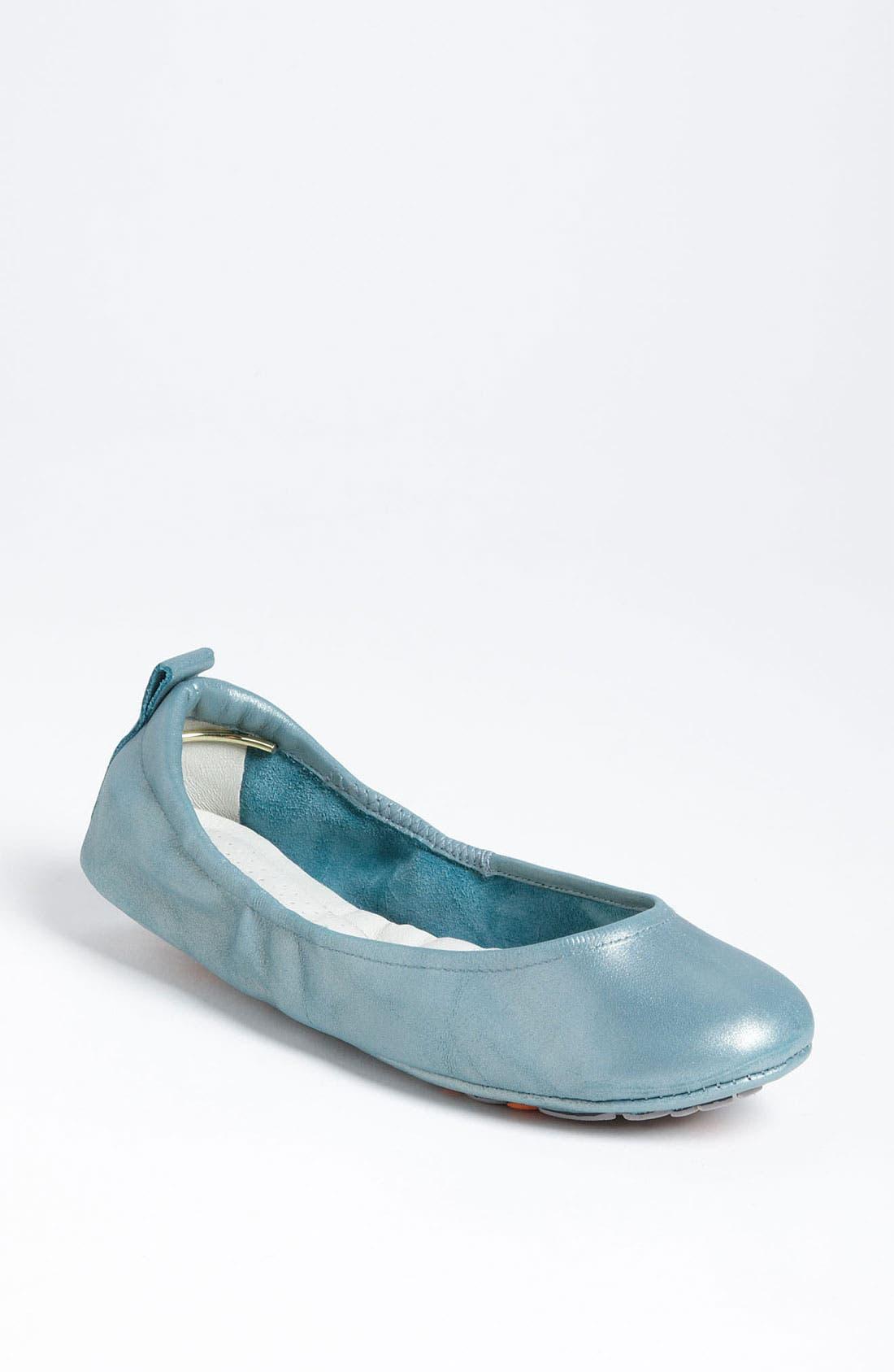 Alternate Image 1 Selected - Acorn 'Via' Ballet Flat (Online Only)