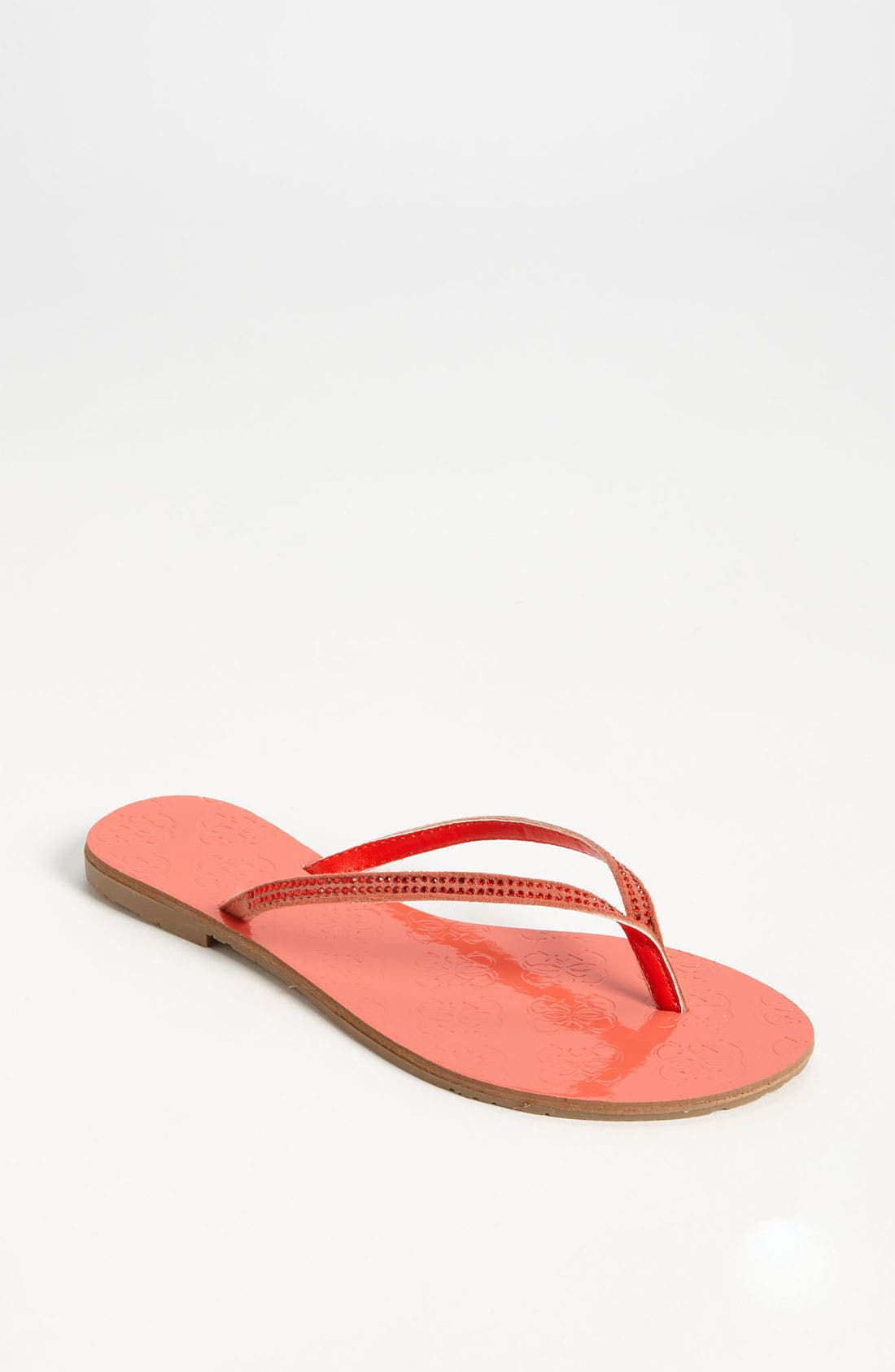 Alternate Image 1 Selected - GUESS 'Laidley 2' Flip Flop