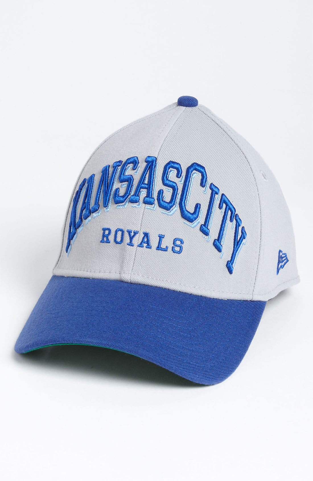 Main Image - New Era Cap 'Kansas City Royals - Arch Mark' Fitted Baseball Cap