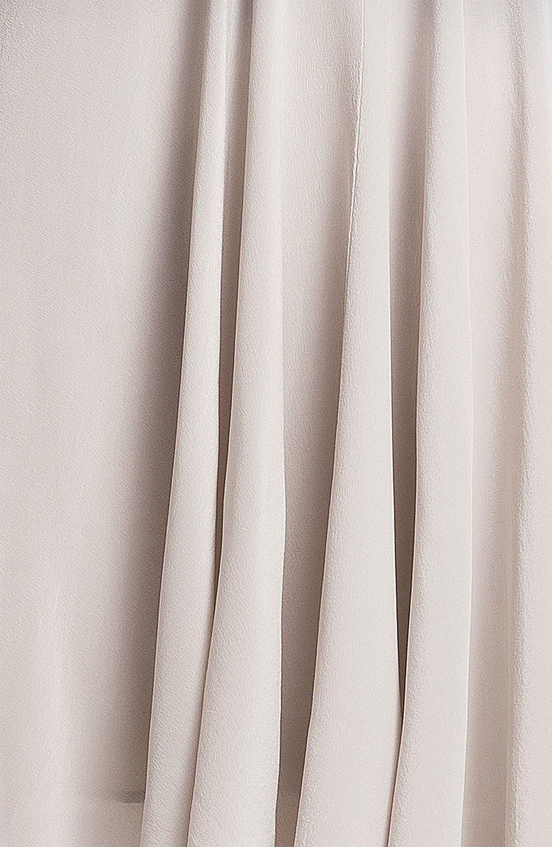Alternate Image 3  - Eileen Fisher Ombré Silk Dress (Plus Size)