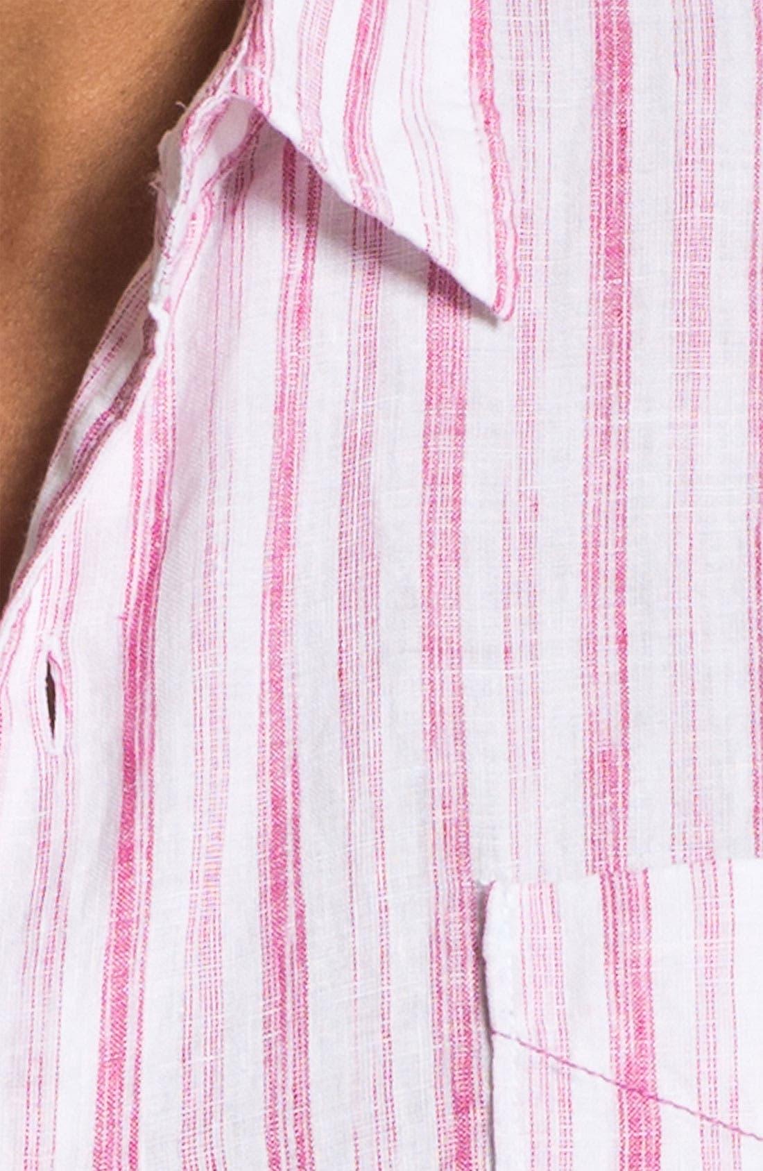 Alternate Image 3  - Tommy Bahama 'Academy' Regular Fit Sport Shirt (Big & Tall)