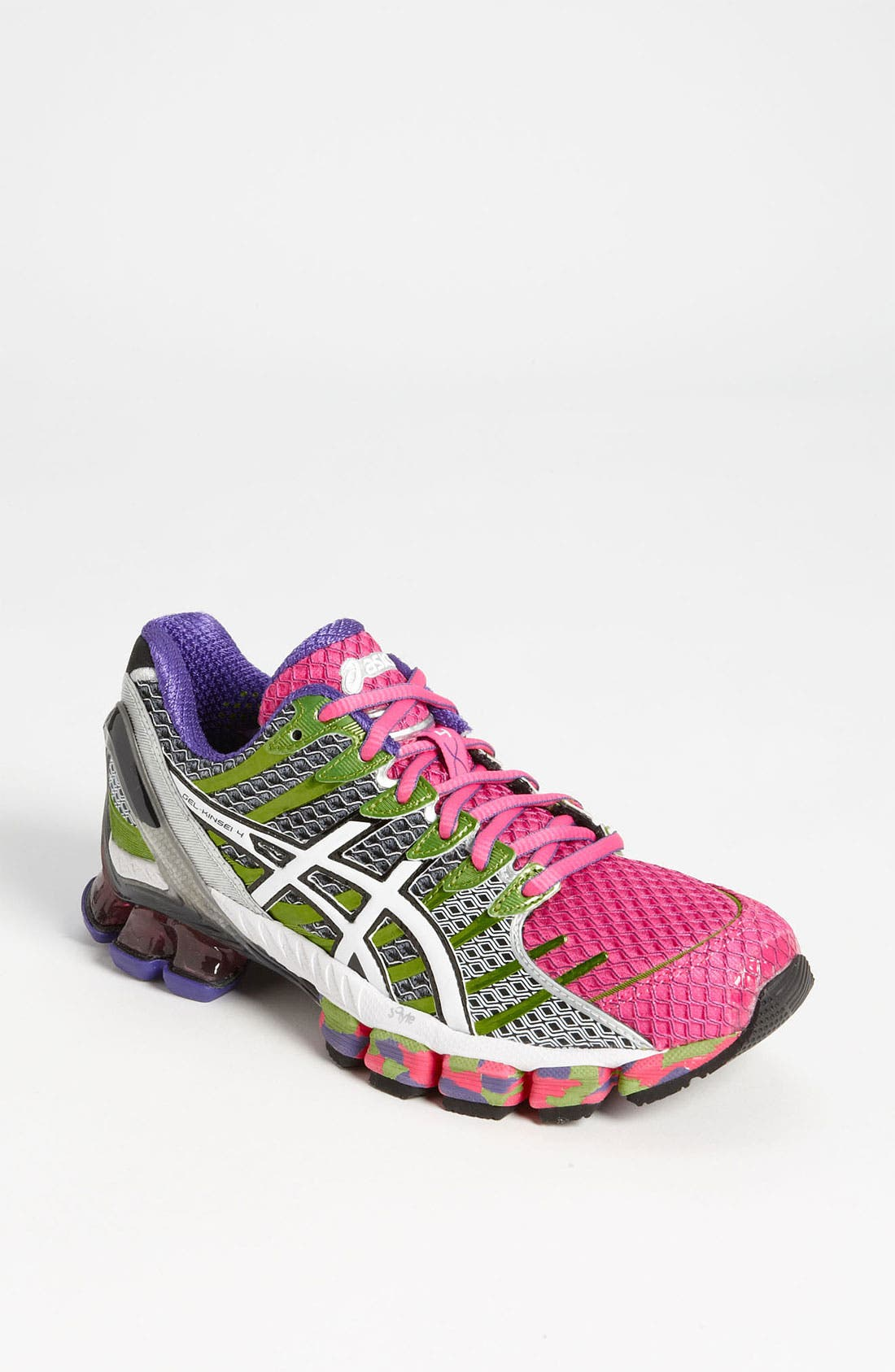 Alternate Image 1 Selected - ASICS® 'GEL®-Kinsei 4' Running Shoe (Women)