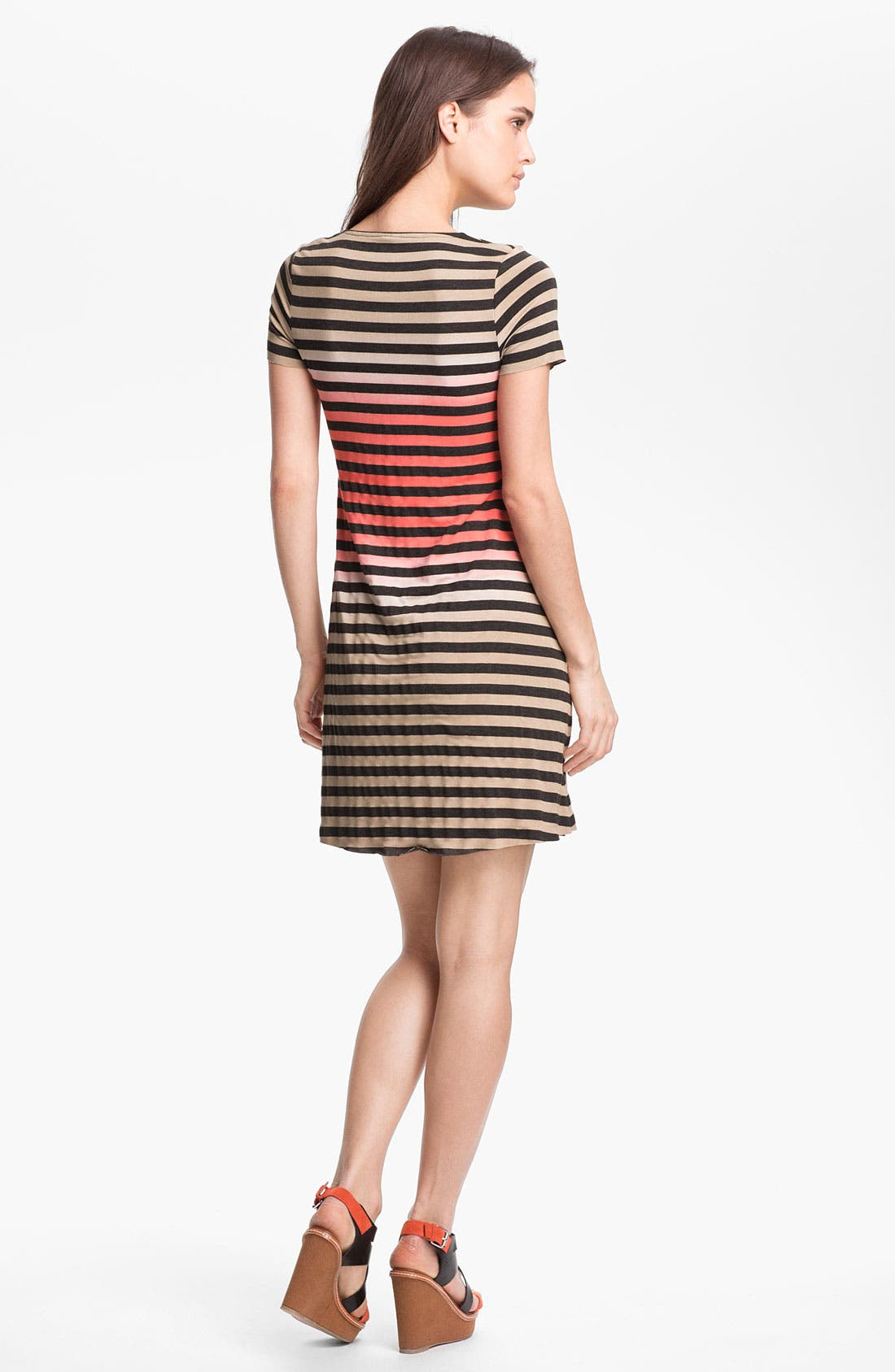 Alternate Image 2  - B44 Dressed by Bailey 44 'Ibiza' Stripe T-Shirt Dress