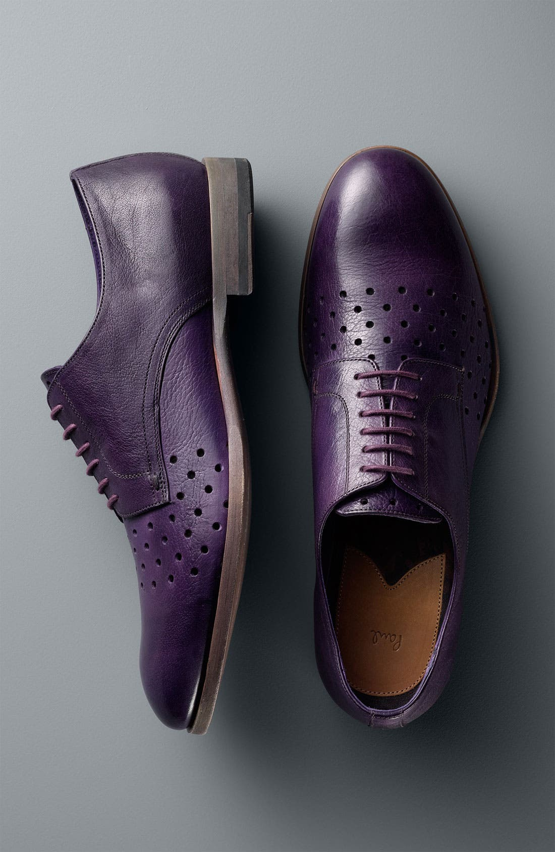 Alternate Image 5  - Paul Smith 'Seagul' Perforated Derby