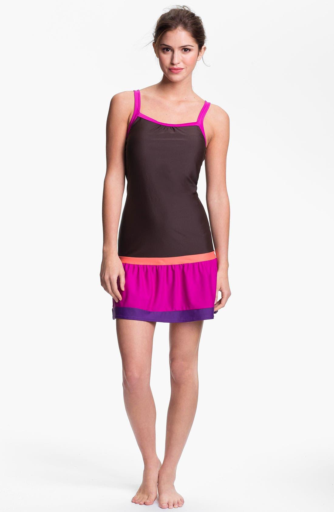 Main Image - prAna 'Synergy' Cover-Up Dress
