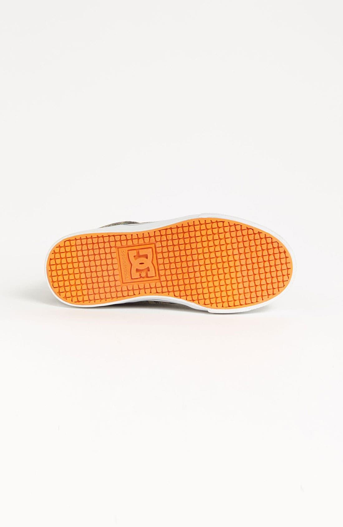 Alternate Image 4  - DC Shoes 'Spartan Hi' Sneaker (Toddler, Little Kid & Big Kid)