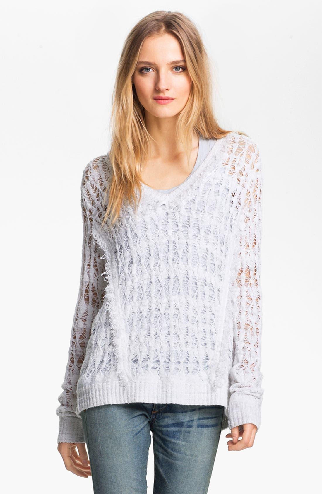 Main Image - rag & bone 'Vicky' Pullover