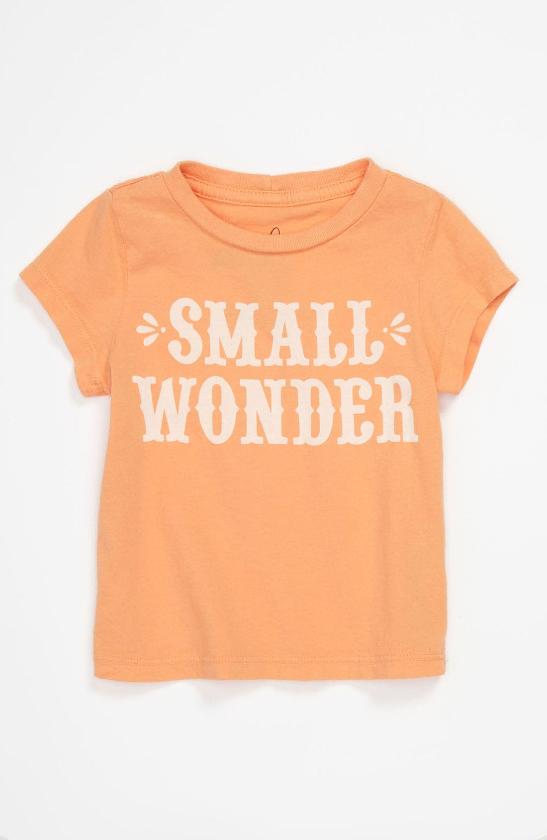 Alternate Image 1 Selected - Peek 'Small Wonder' T-Shirt (Baby)
