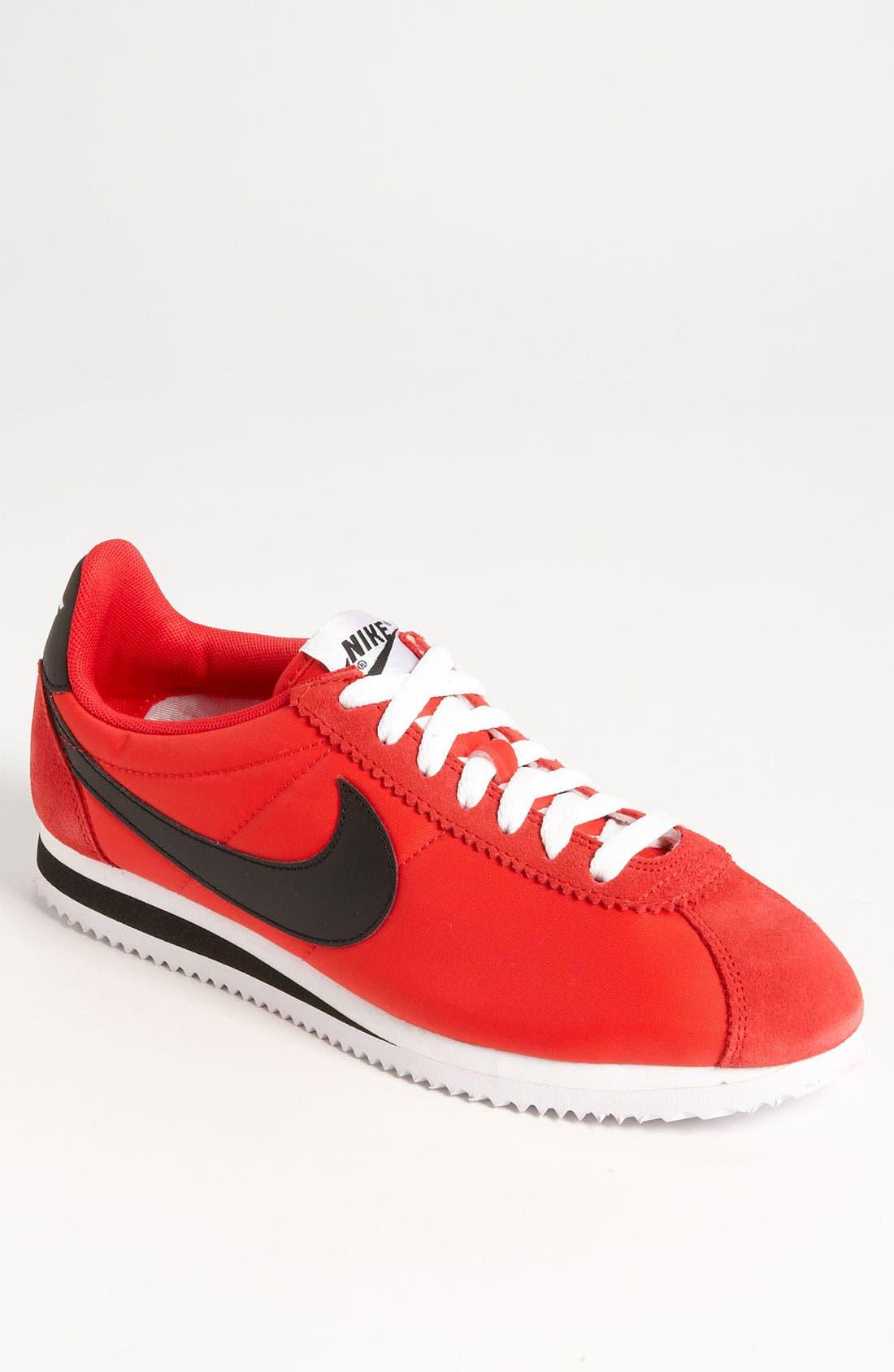Alternate Image 1 Selected - Nike 'Classic Cortez' Sneaker (Men)