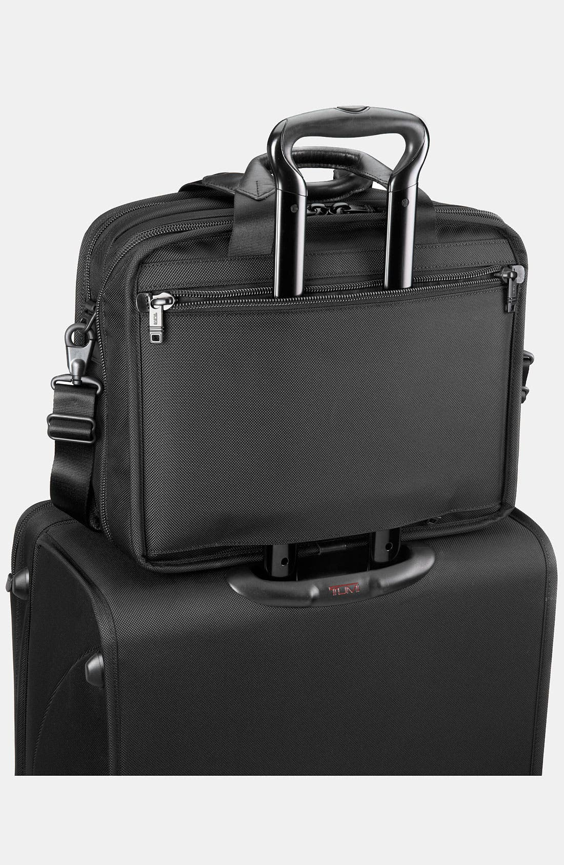 Alternate Image 5  - Tumi 'Alpha' Leather Organizer Briefcase