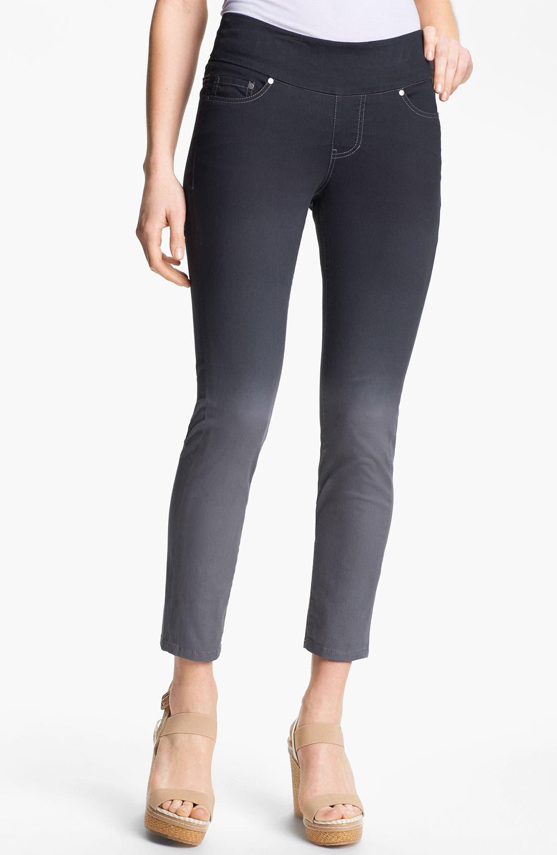 Main Image - Jag Jeans 'Amelia' Pull-On Slim Ankle Jeans