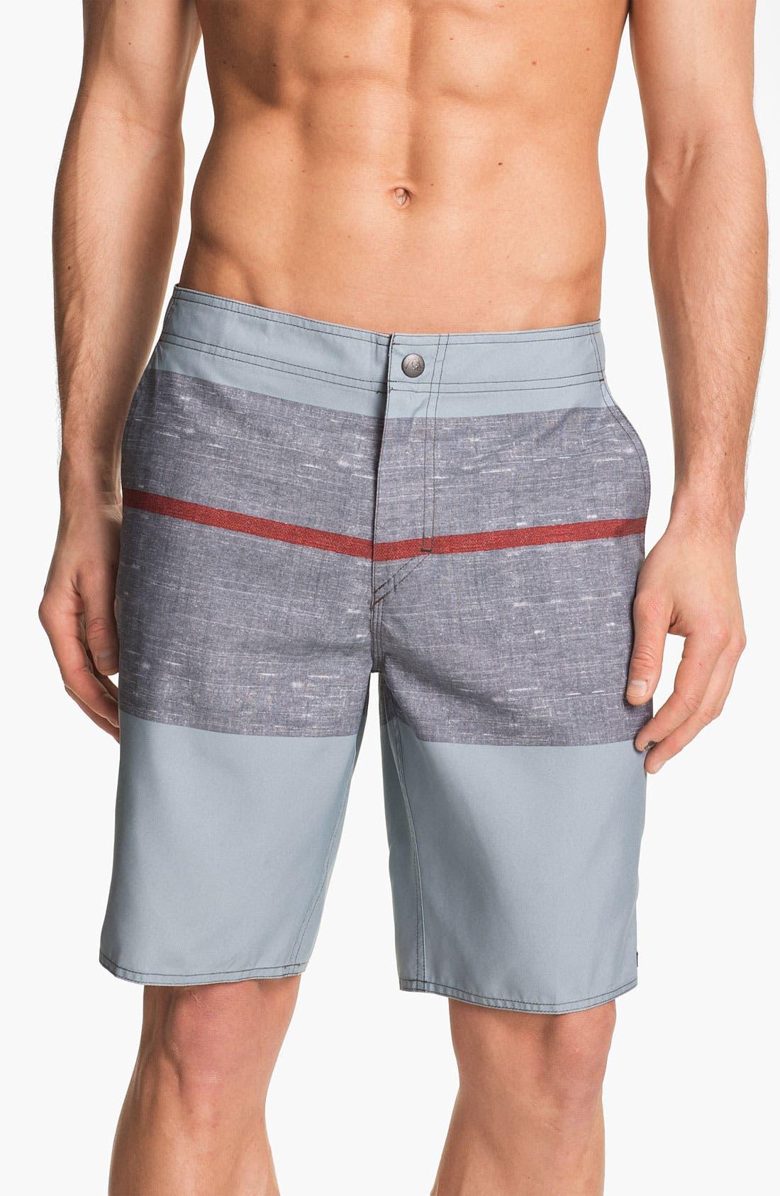 Alternate Image 1 Selected - Quiksilver 'Cruzcash' Shorts