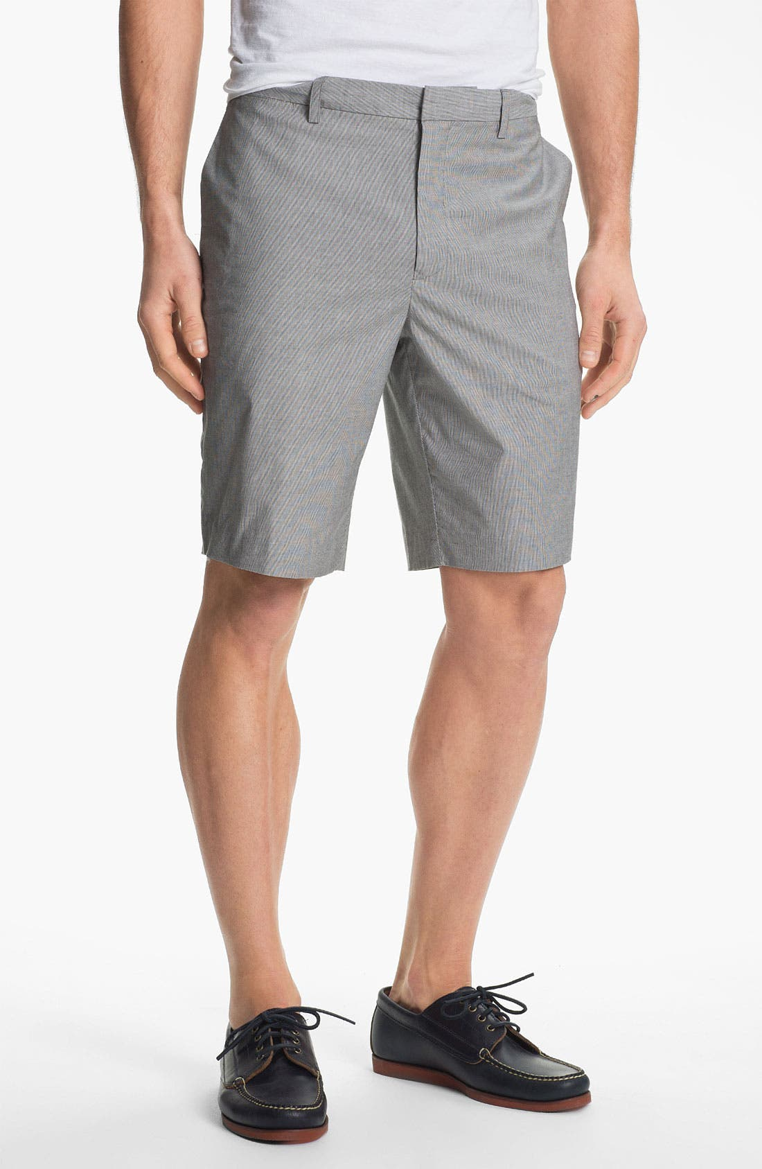 Alternate Image 1 Selected - Calibrate Flat Front Shorts