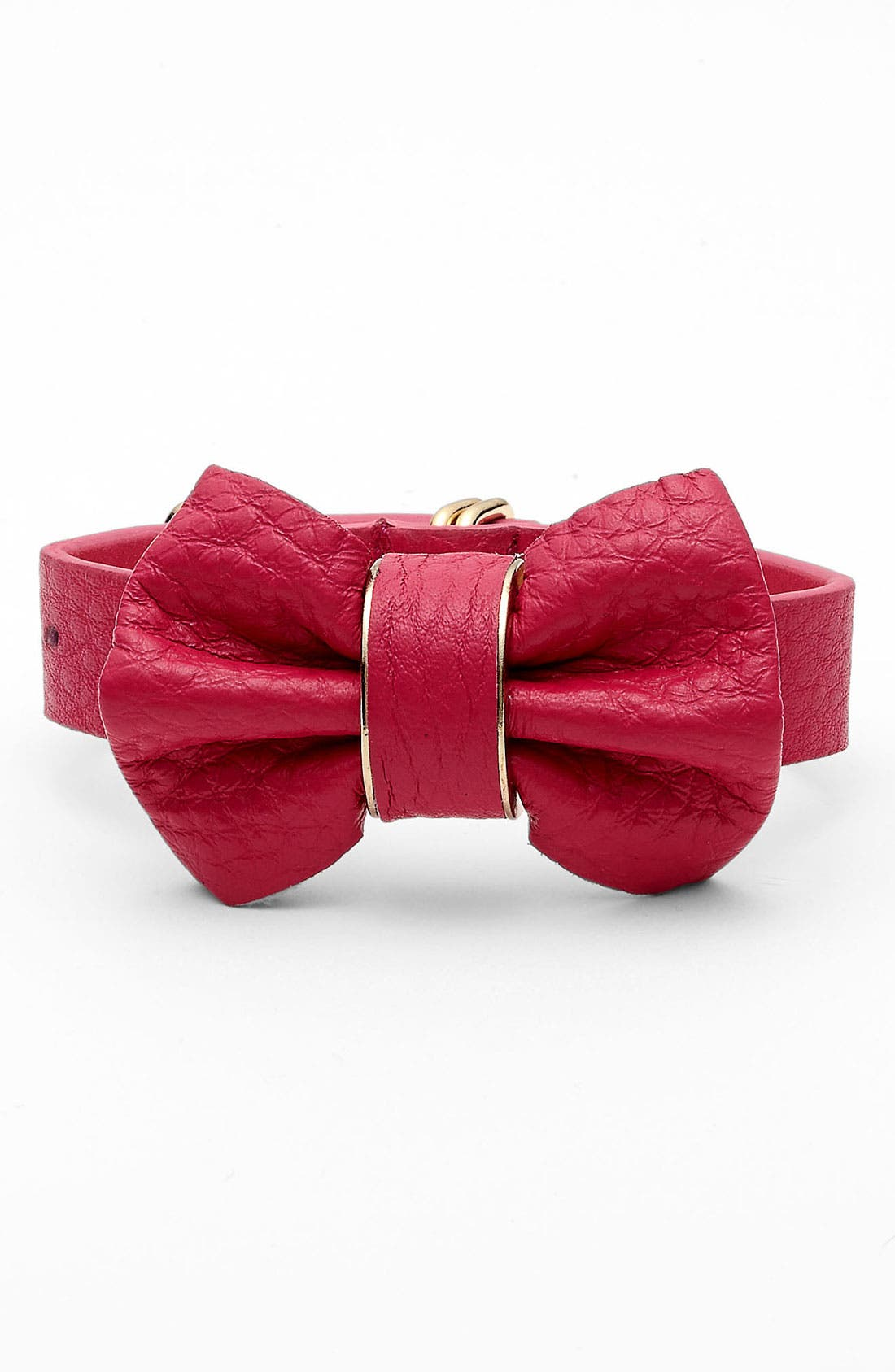 Alternate Image 1 Selected - Cara Bow Bracelet