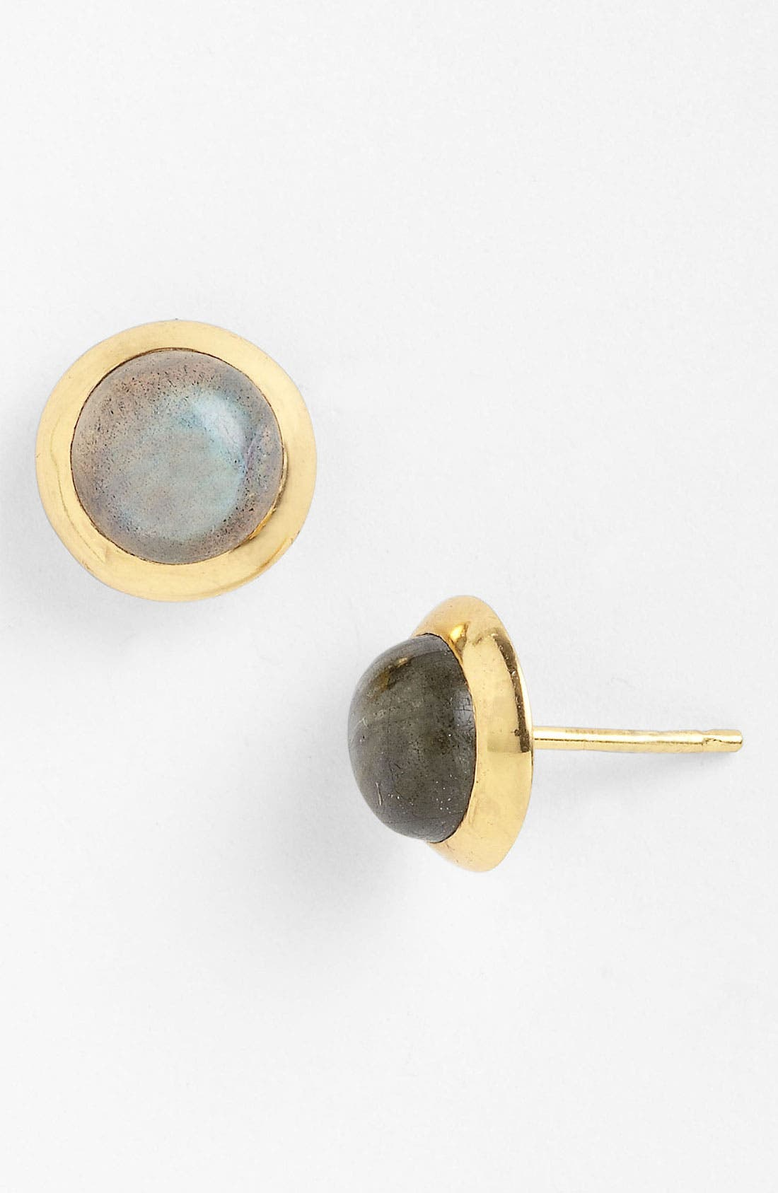 Main Image - Argento Vivo Stud Earrings (Nordstrom Exclusive)