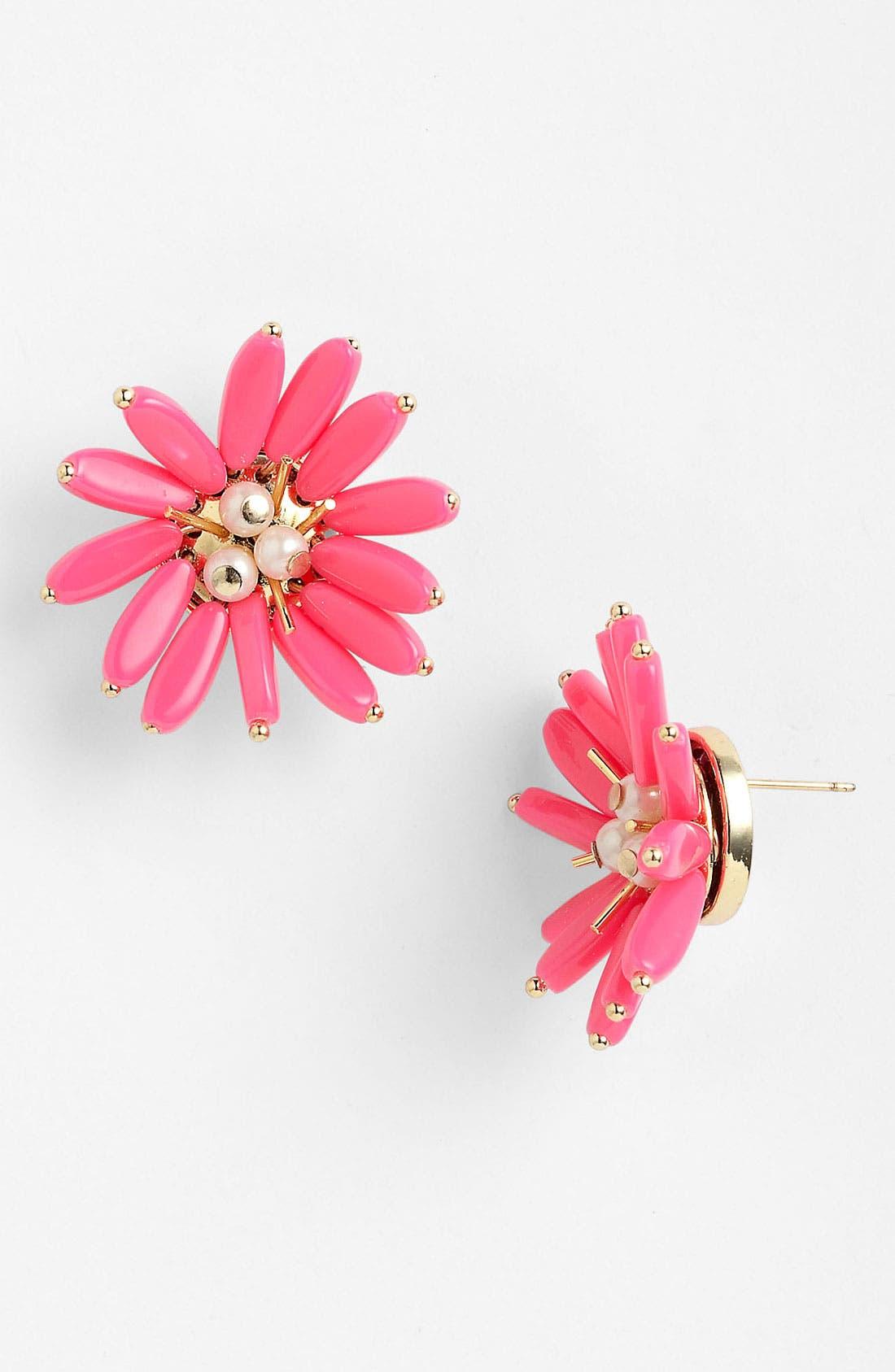 Main Image - kate spade new york 'field day' stud earrings