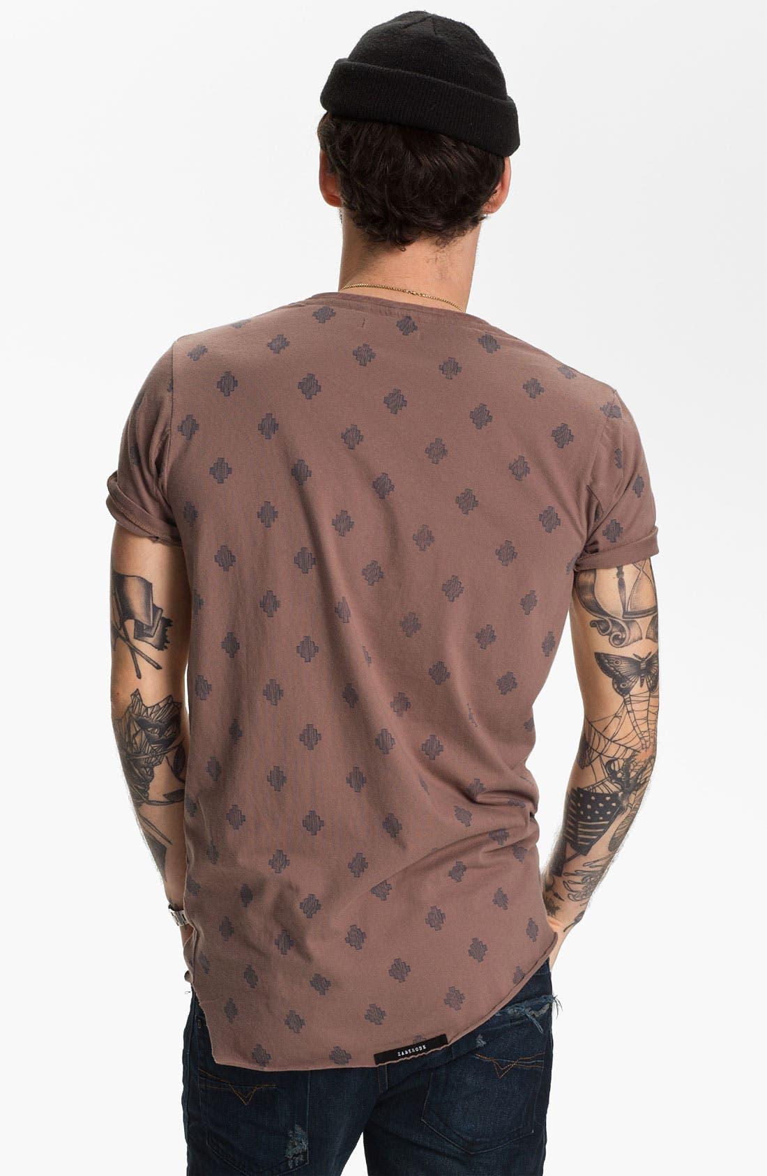 Alternate Image 2  - Zanerobe 'Saris' Print Pocket T-Shirt