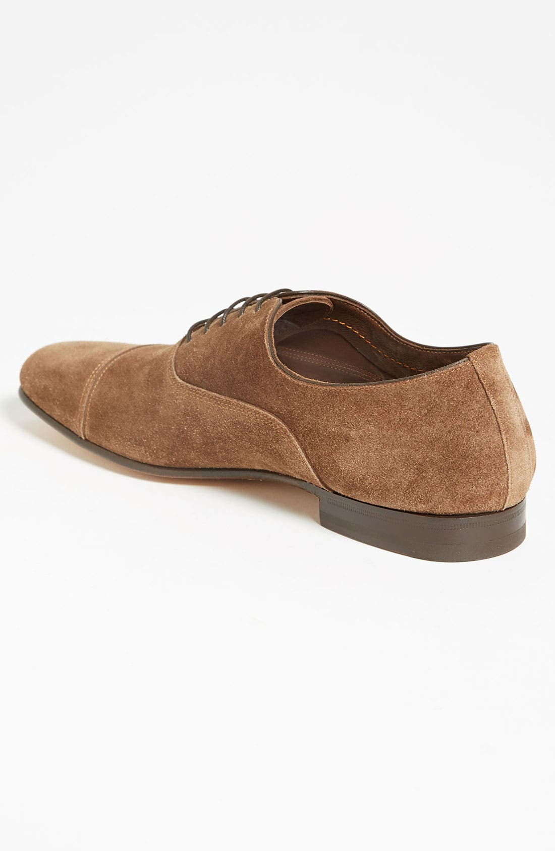 Alternate Image 2  - Santoni 'Turk' Cap Toe Oxford