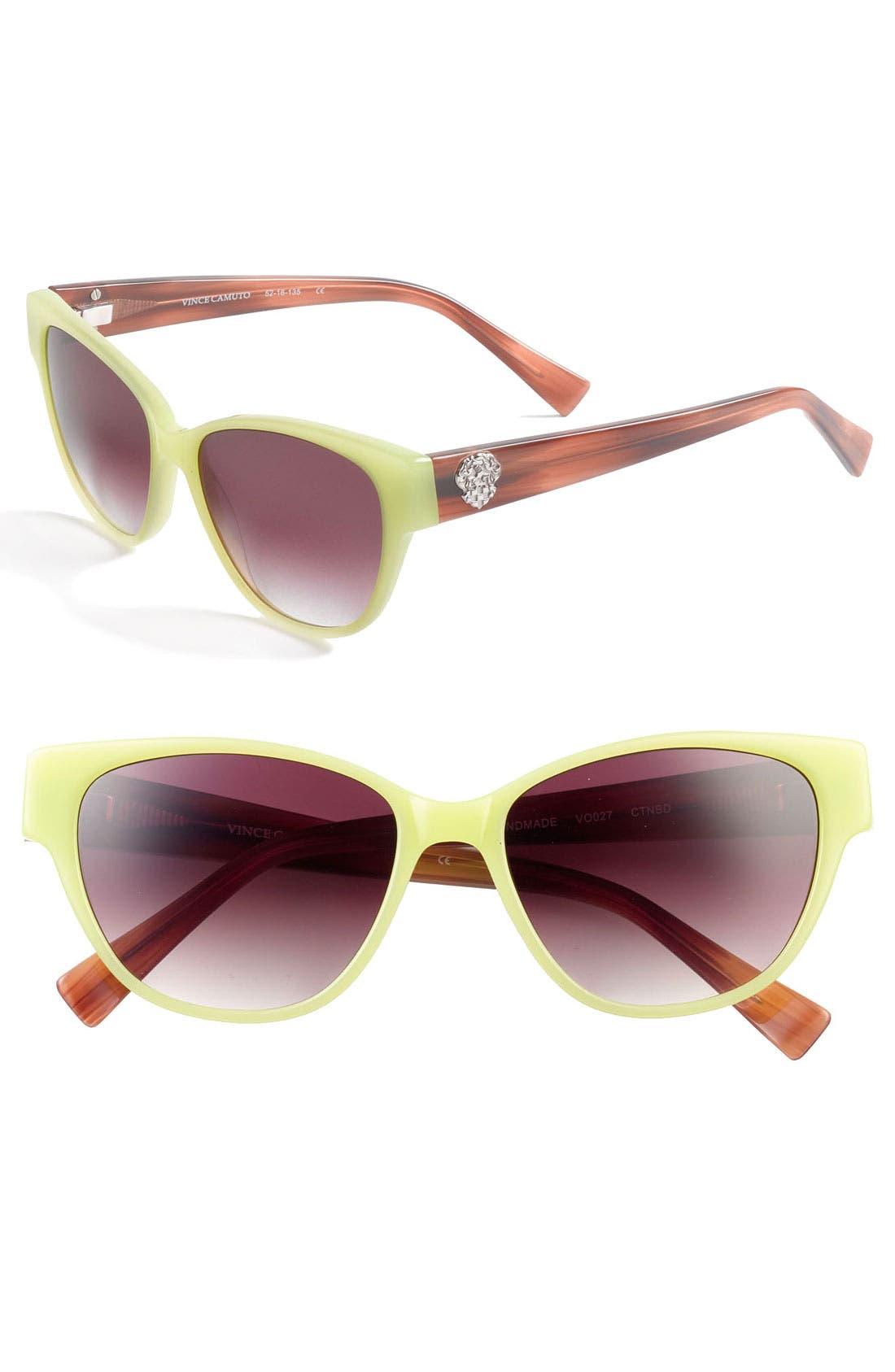 Alternate Image 1 Selected - Vince Camuto Retro 50mm Sunglasses
