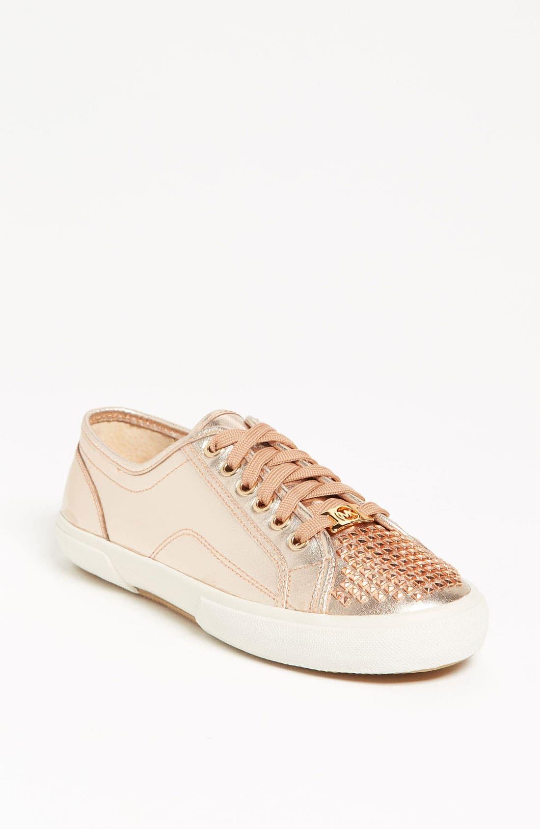 Alternate Image 1 Selected - MICHAEL Michael Kors' Boerum' Studded Sneaker