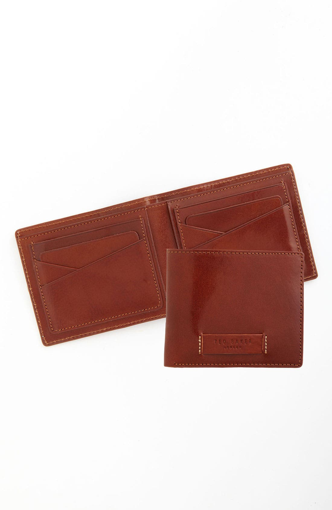 Alternate Image 1 Selected - Ted Baker London 'Raw Edge' Wallet