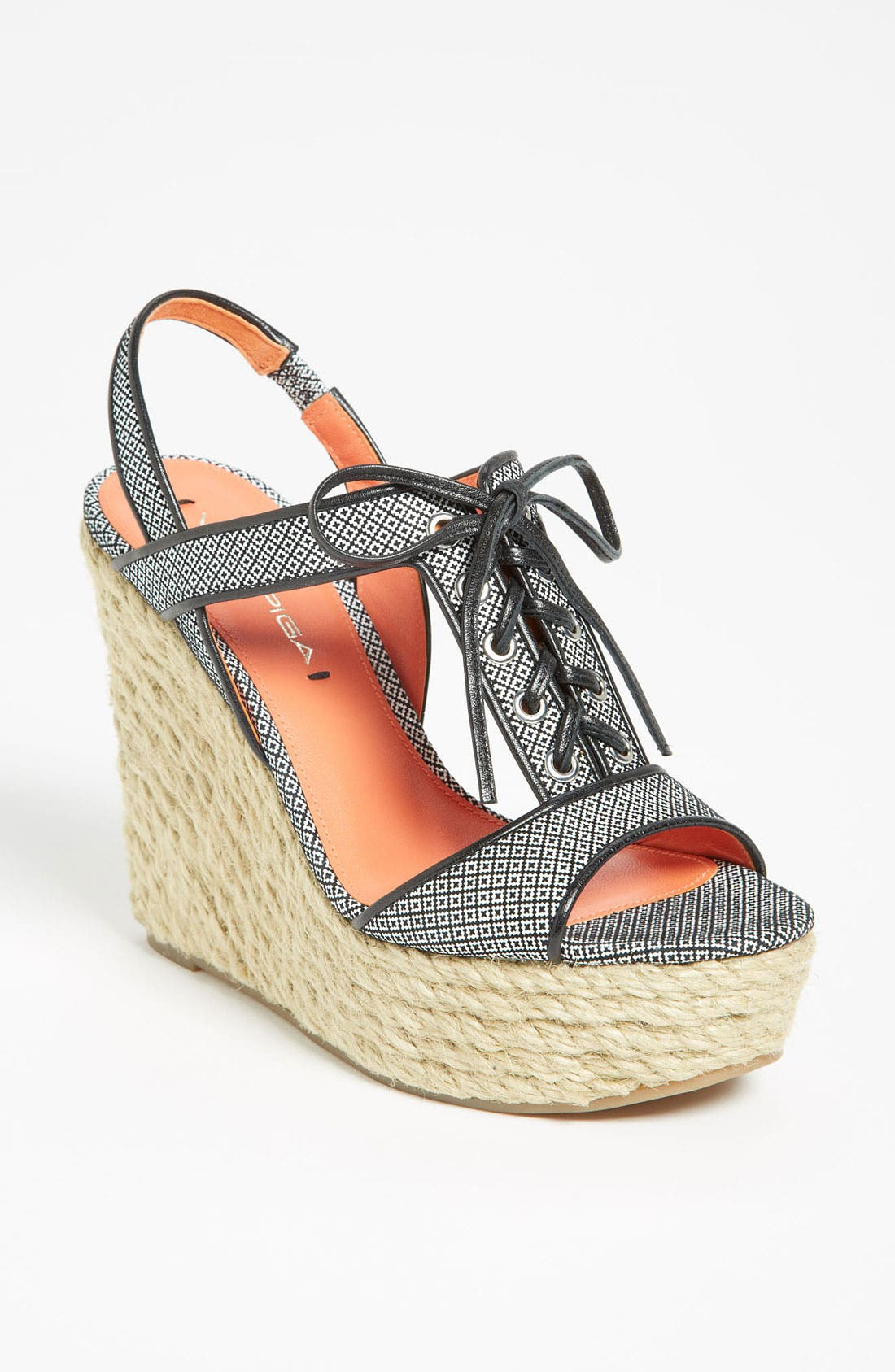 Alternate Image 1 Selected - Via Spiga 'Kassiana' Wedge Sandal