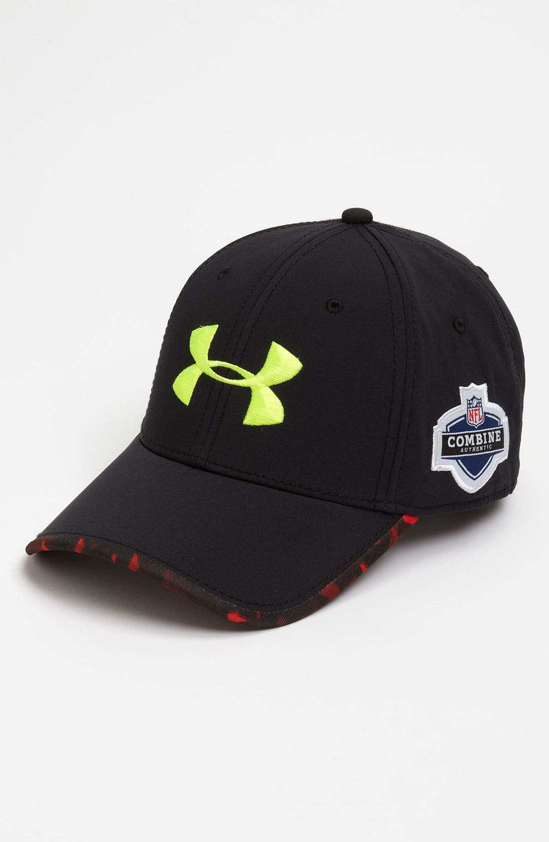 Alternate Image 1 Selected - Under Armour 'NFL Combine Authentic' Stretch Cap