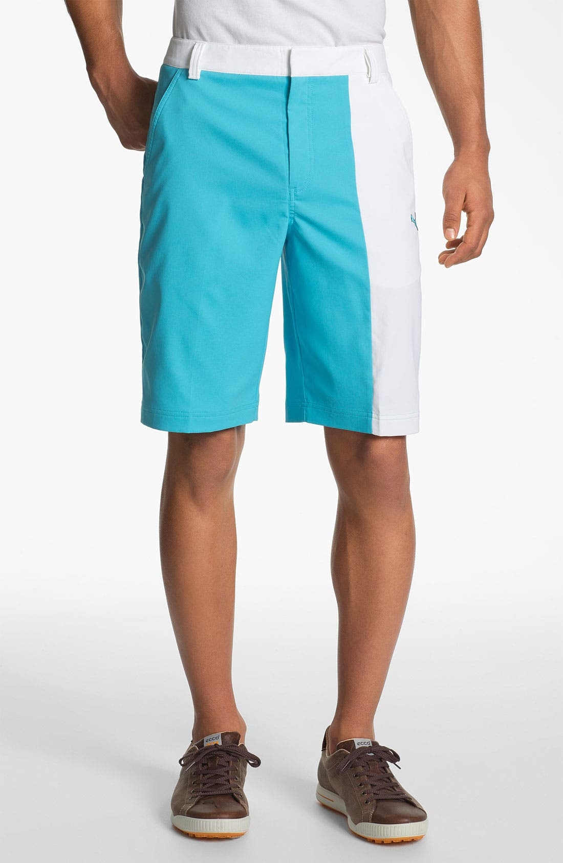 Alternate Image 1 Selected - PUMA GOLF 'New Wave' Golf Shorts