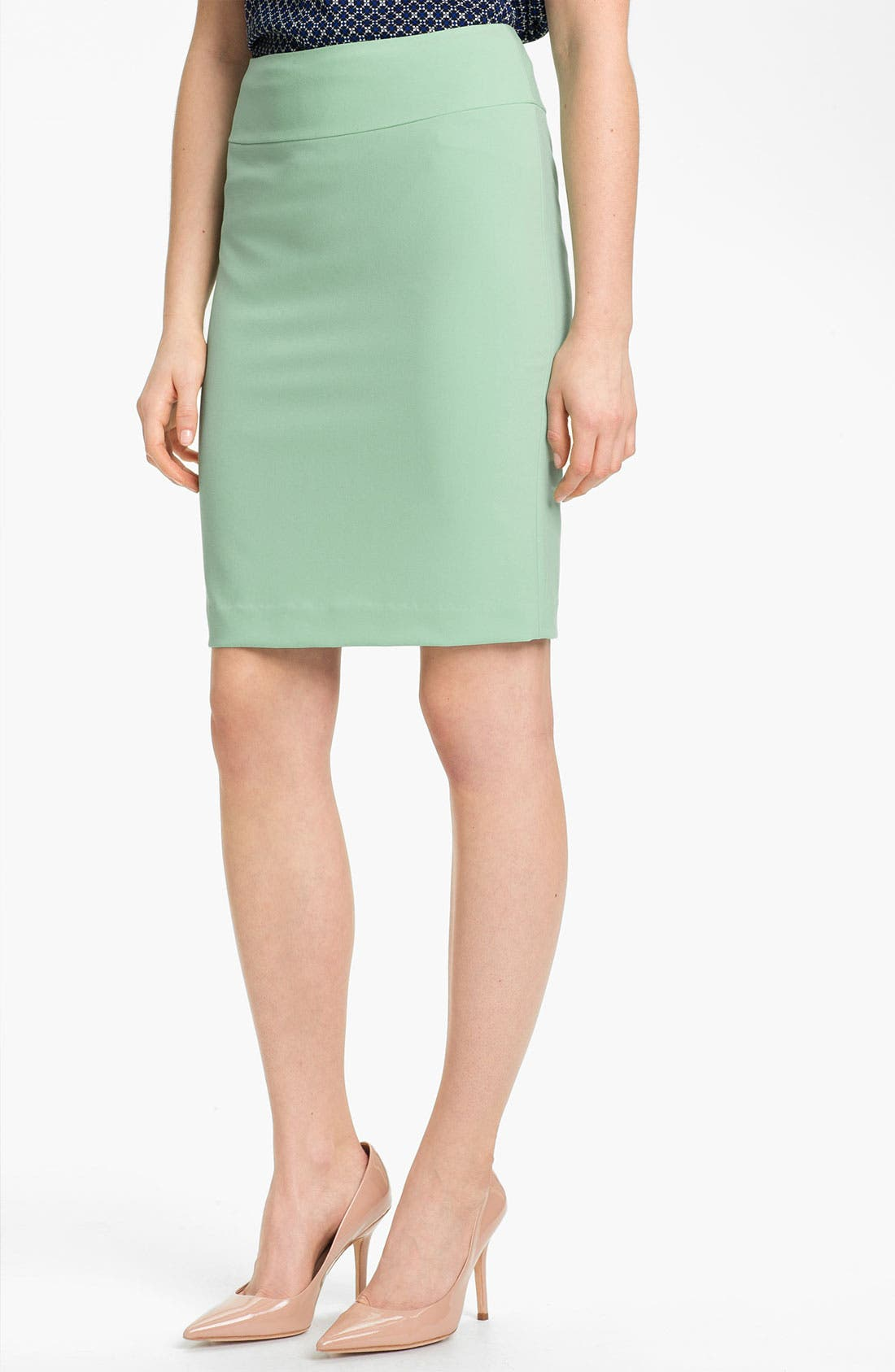 Alternate Image 1 Selected - Vince Camuto Pencil Skirt