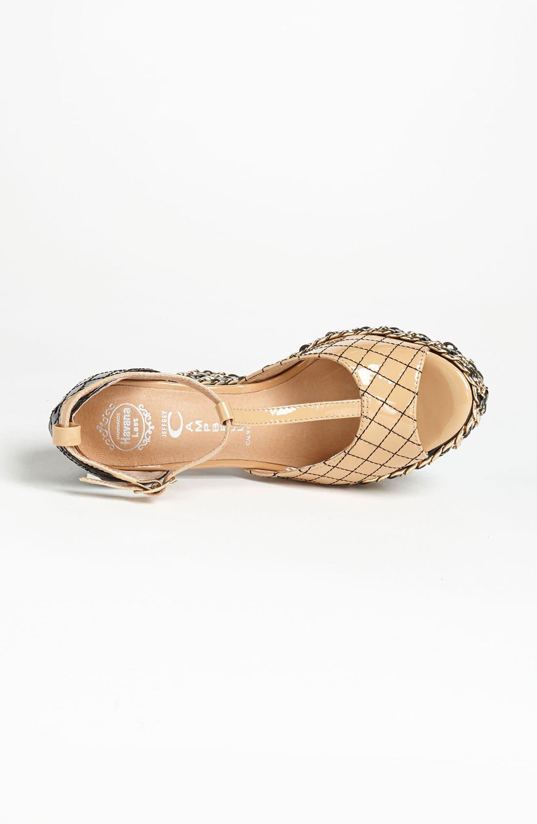 Alternate Image 3  - Jeffrey Campbell 'Shaina' Sandal