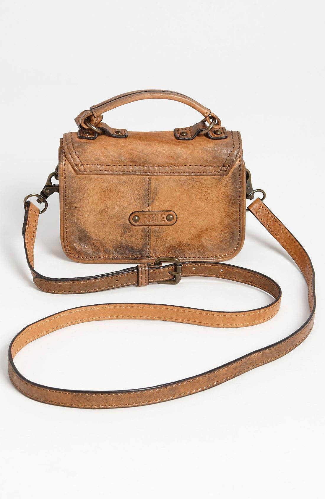 Alternate Image 4  - Frye 'Cameron - Micro' Crossbody Bag