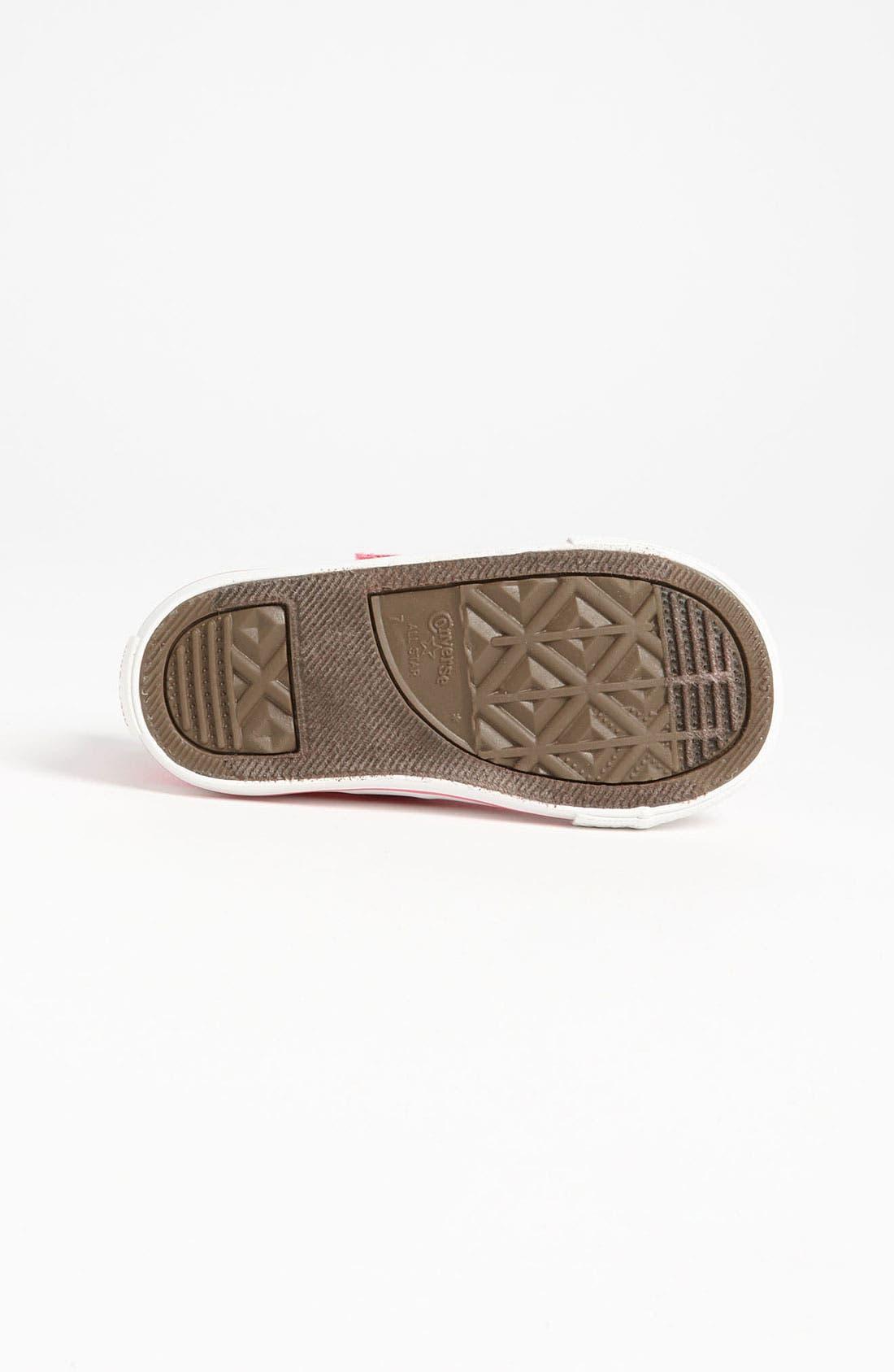 Alternate Image 4  - Converse Chuck Taylor® 'Simple' Sneaker (Baby, Walker & Toddler)
